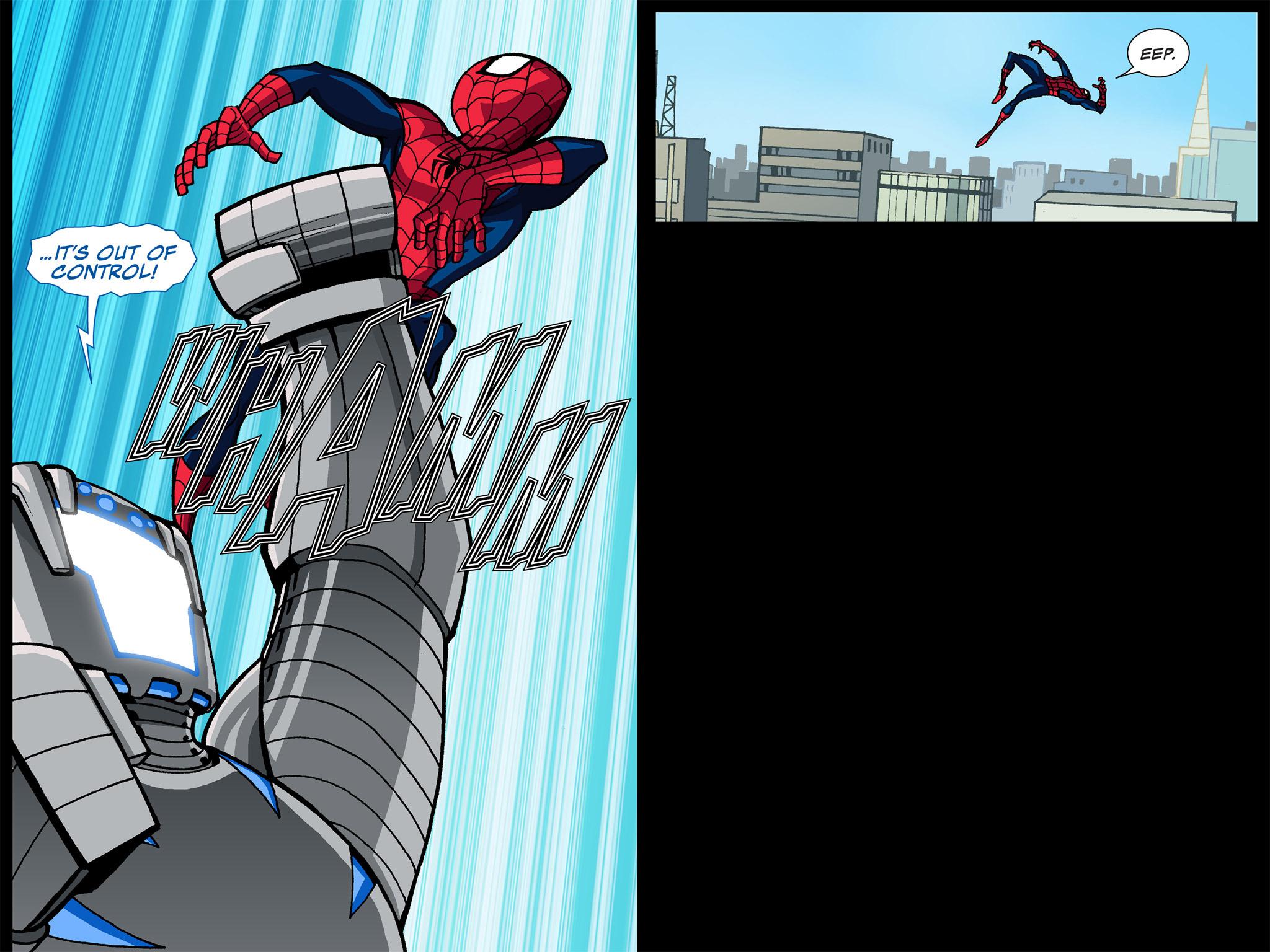 Read online Ultimate Spider-Man (Infinite Comics) (2015) comic -  Issue #4 - 20