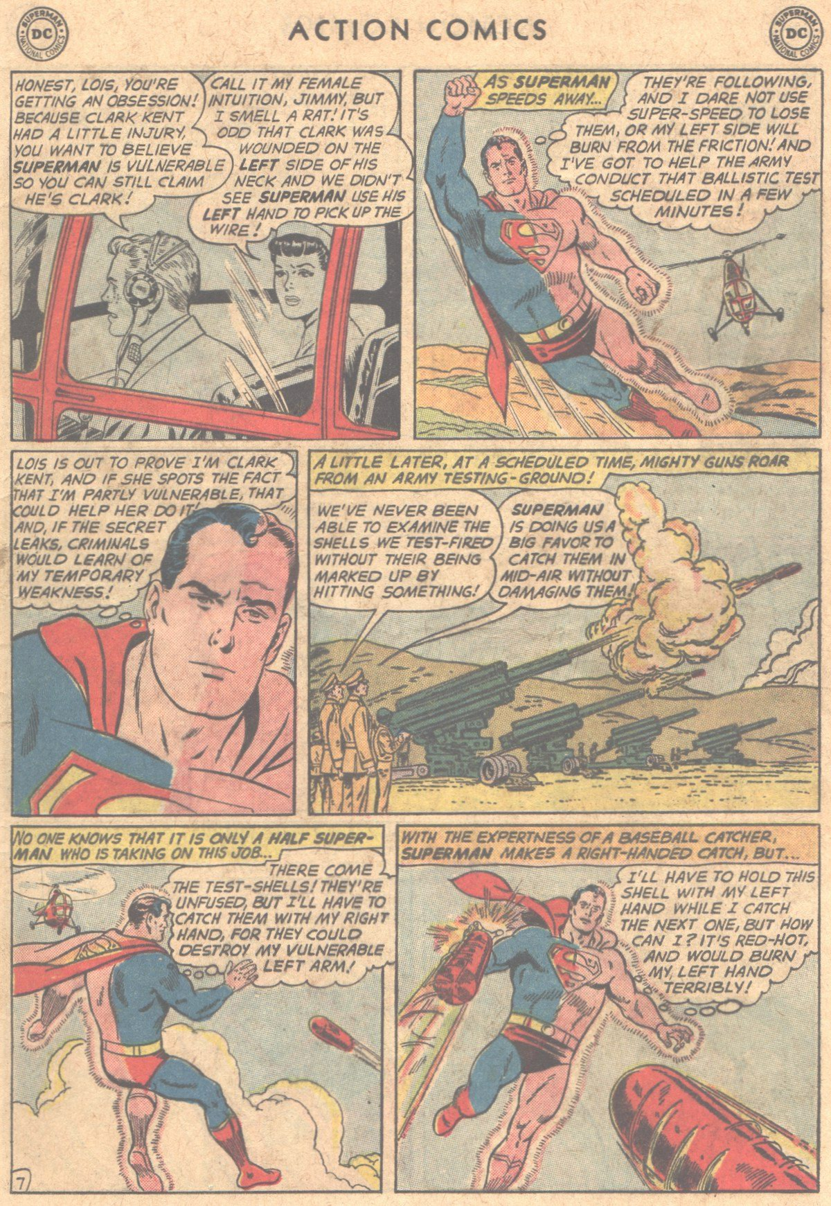 Read online Action Comics (1938) comic -  Issue #290 - 9