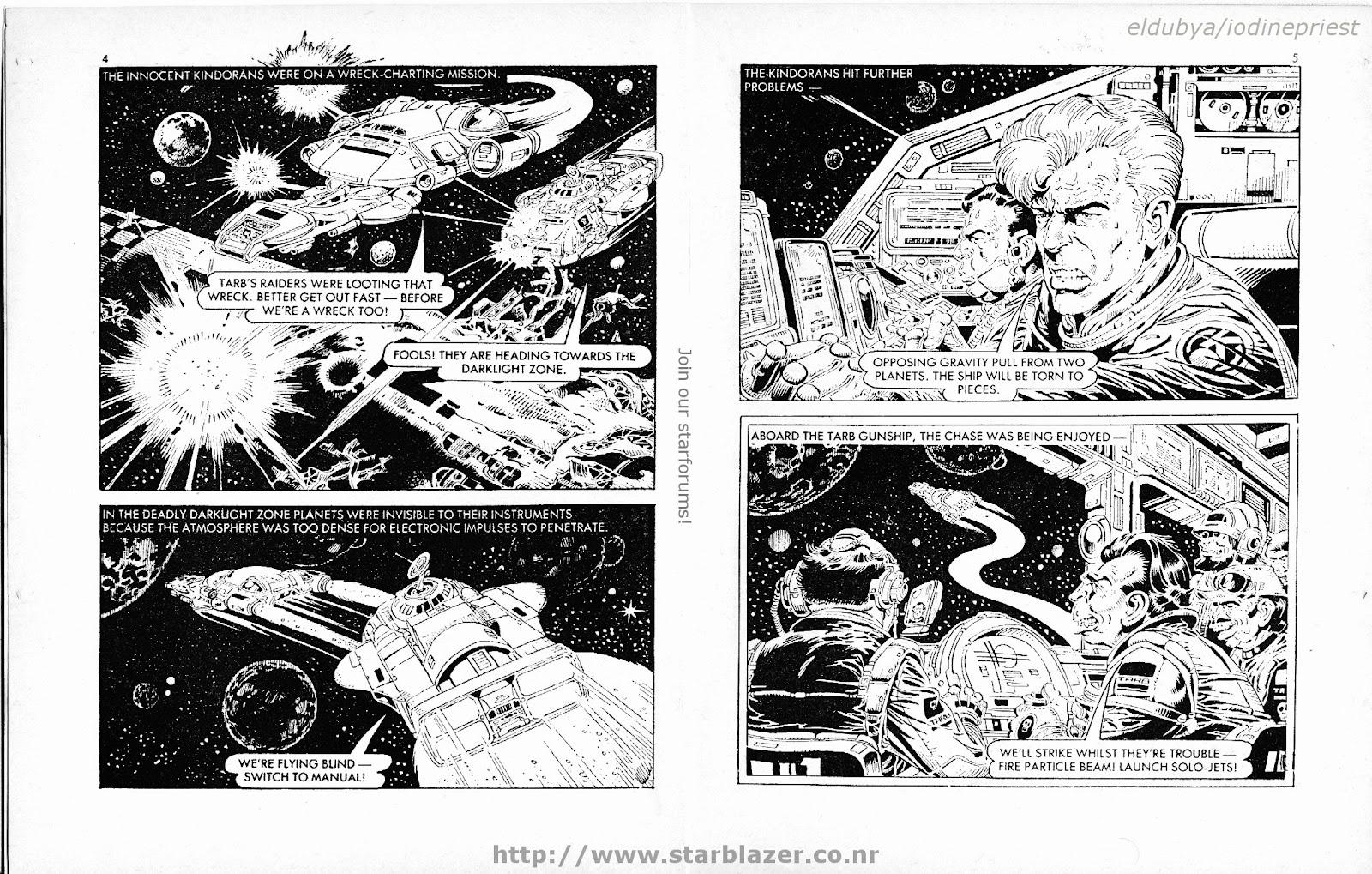 Starblazer issue 155 - Page 4