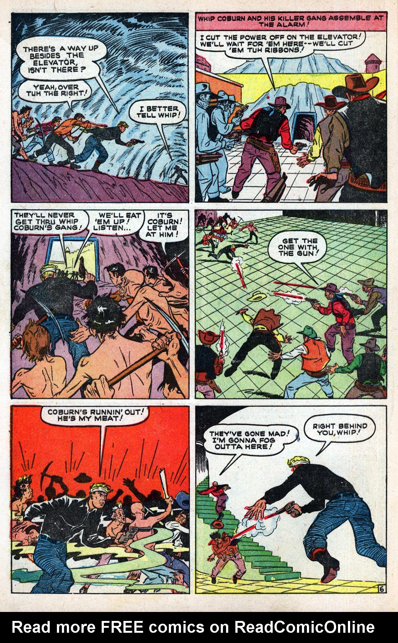 Read online Two-Gun Kid comic -  Issue #8 - 8