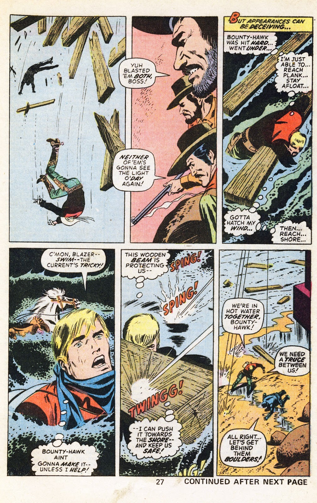 The Outlaw Kid (1970) issue 29 - Page 29