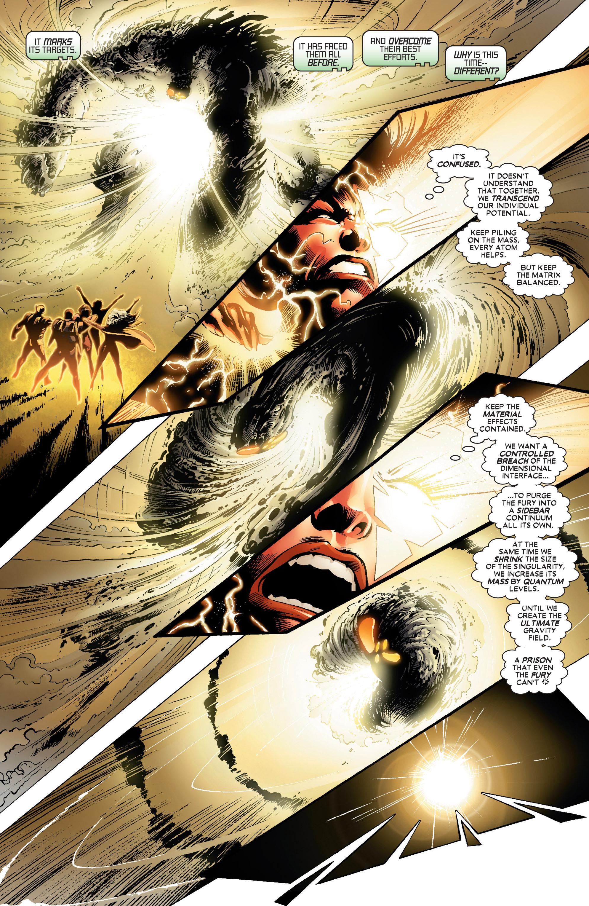 Read online Uncanny X-Men (1963) comic -  Issue #447 - 22