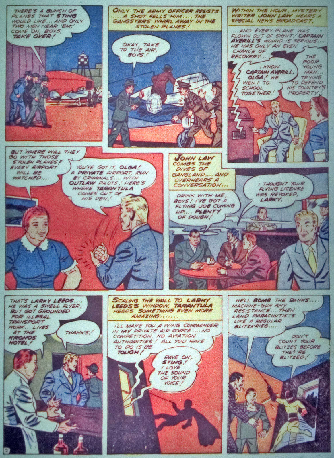 Star Spangled Comics (1941) issue 7 - Page 17