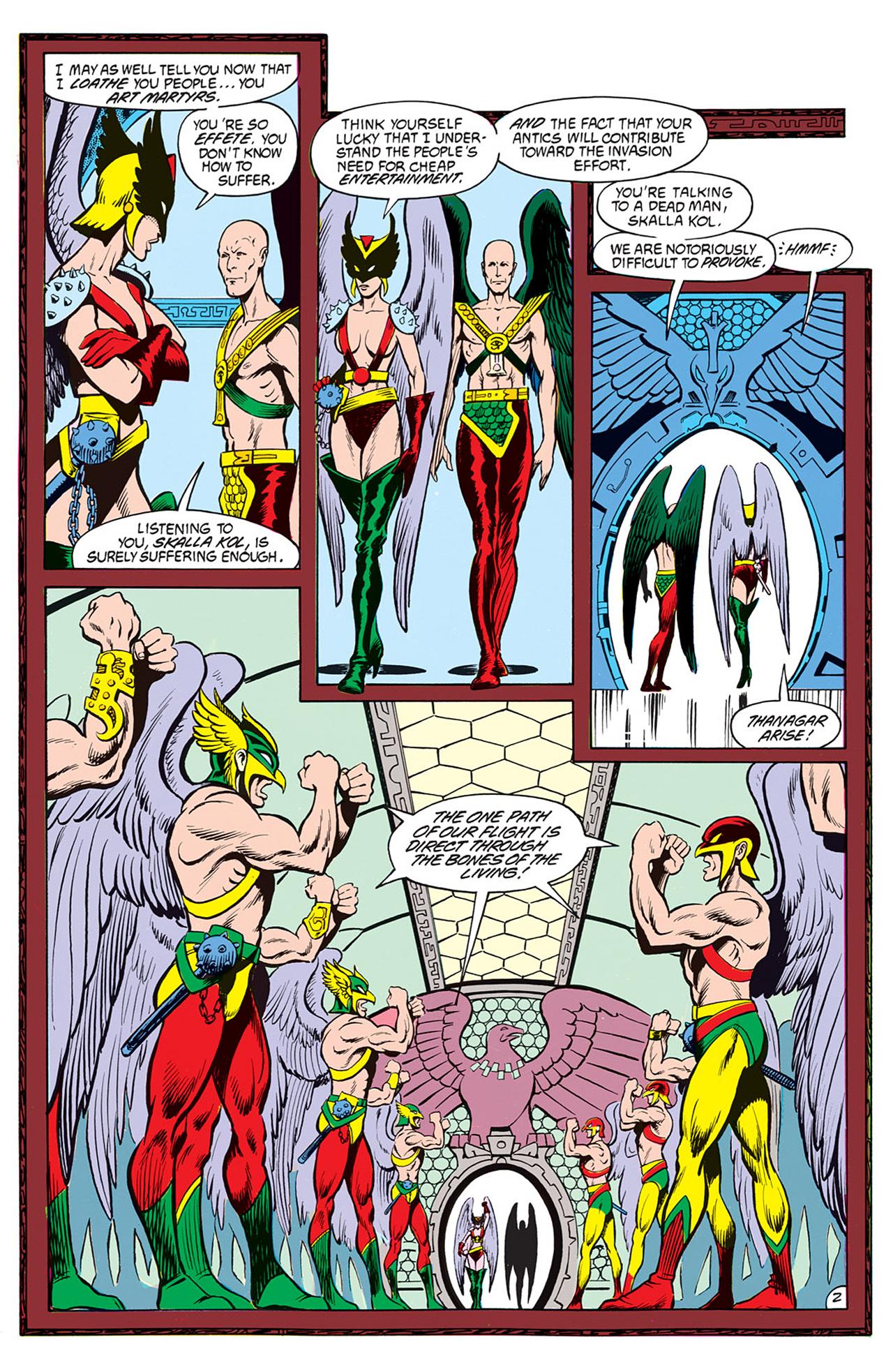 Read online Animal Man (1988) comic -  Issue #6 - 4