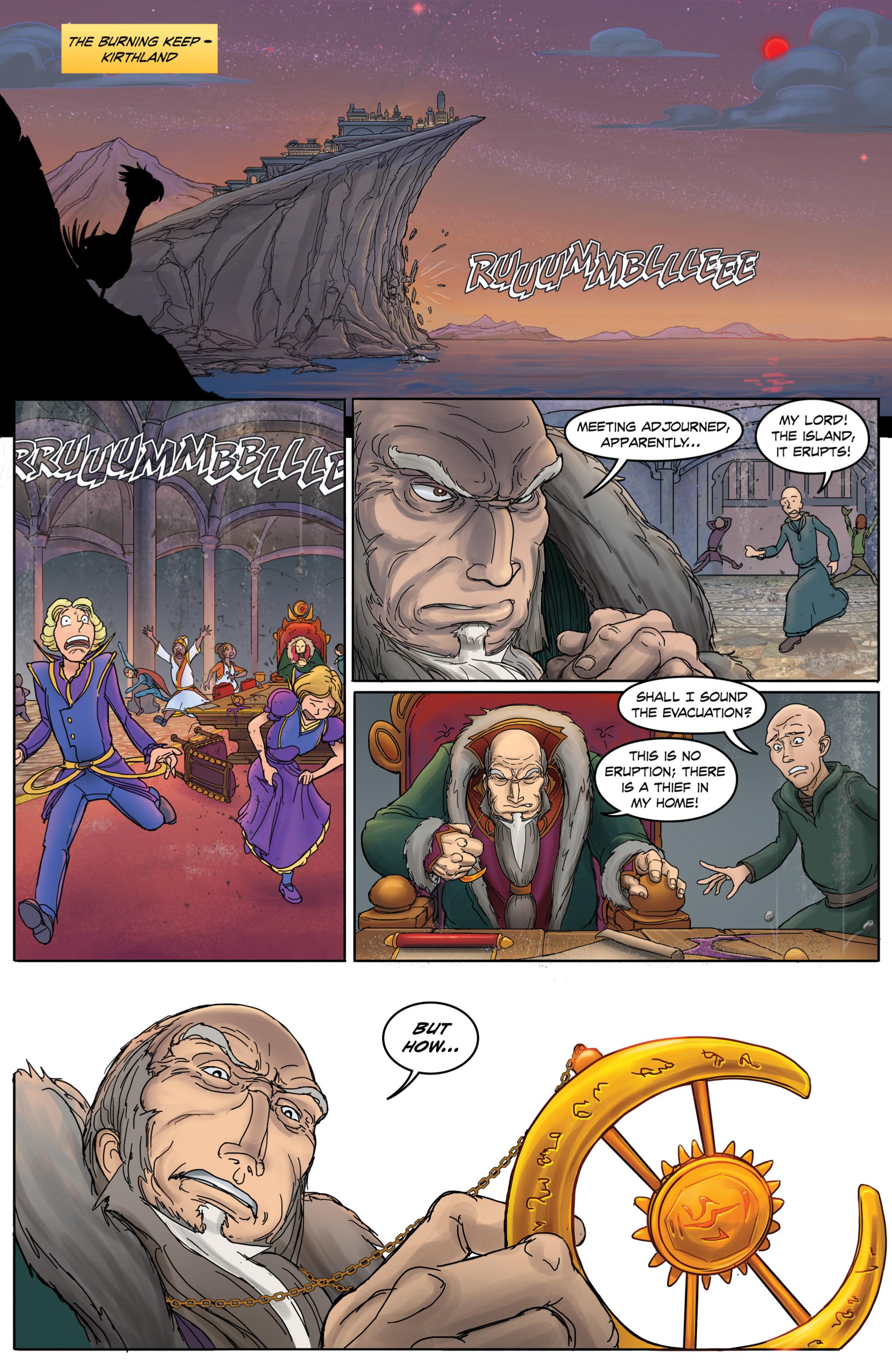 Read online Anne Bonnie comic -  Issue #1 - 14