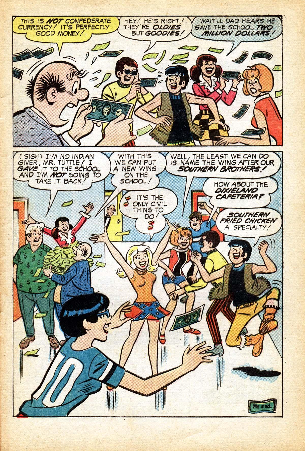 Read online She's Josie comic -  Issue #35 - 33
