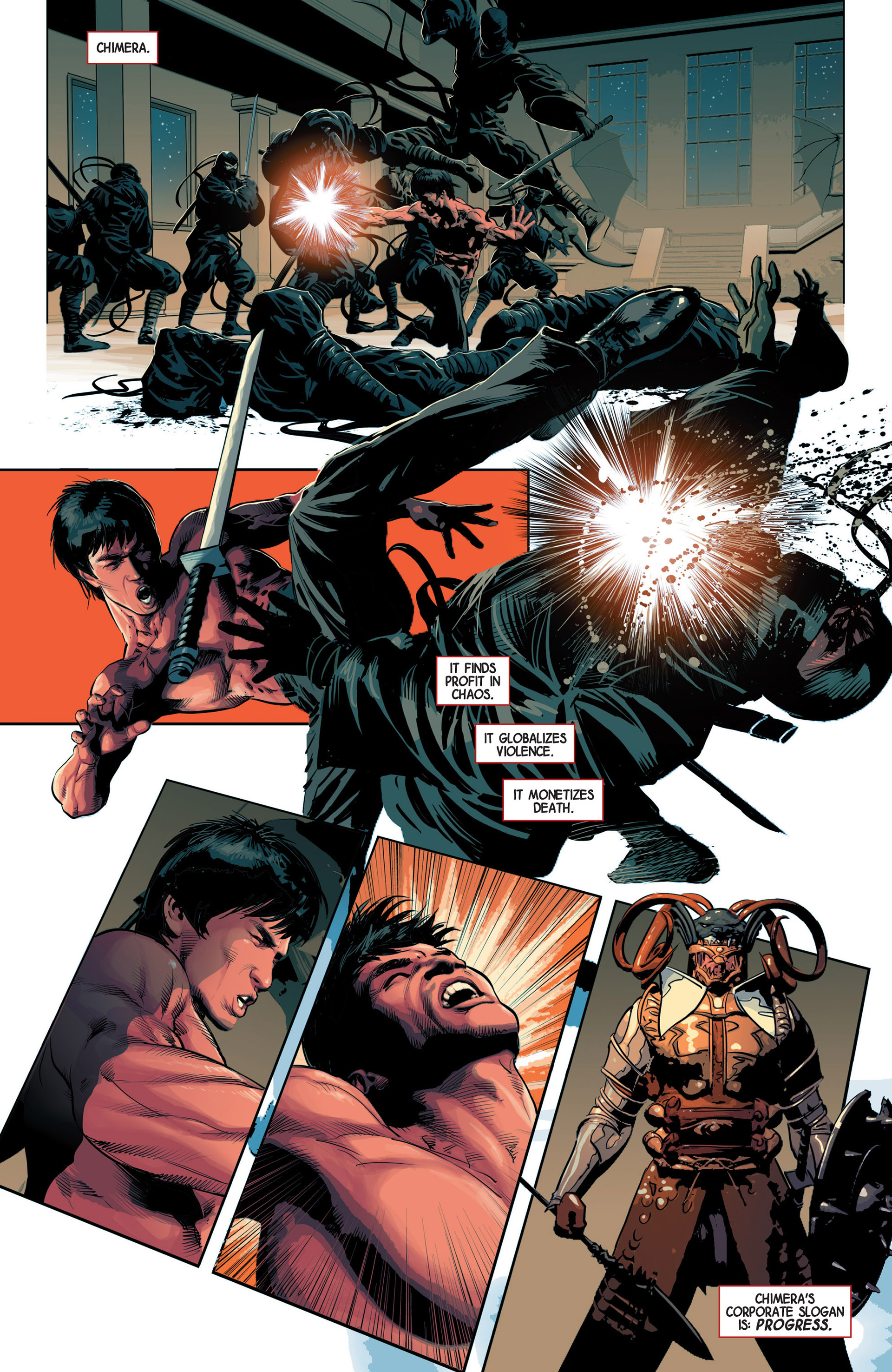 Read online Avengers (2013) comic -  Issue #11 - 15