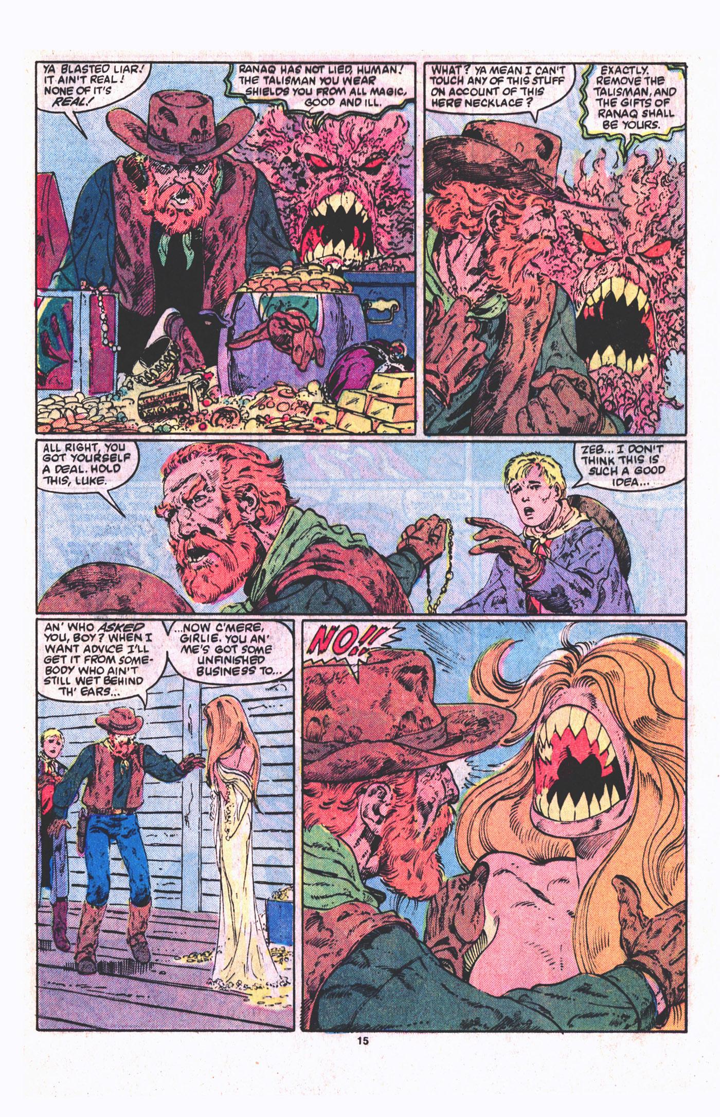 Read online Alpha Flight (1983) comic -  Issue #19 - 16