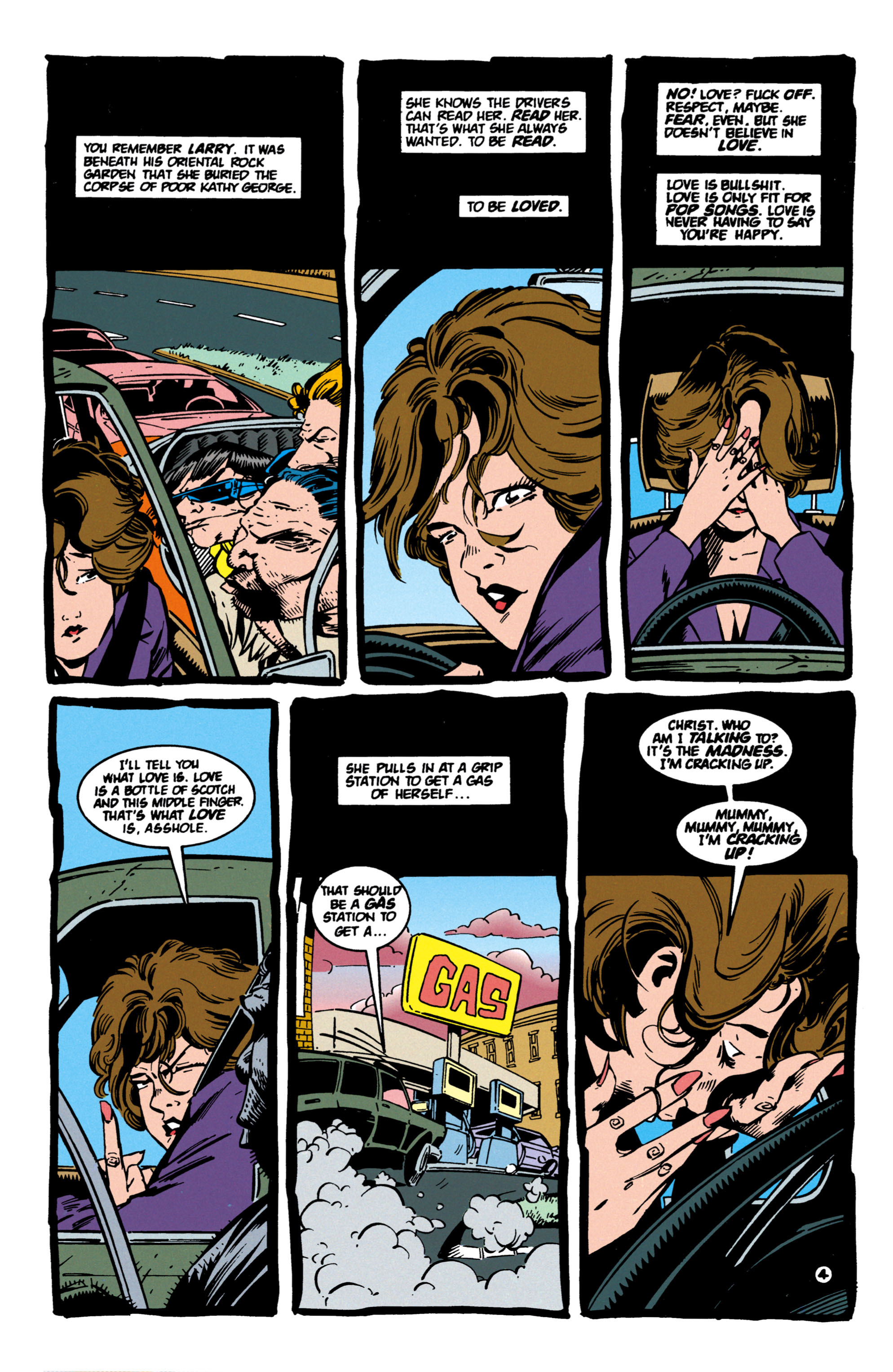Read online Shade, the Changing Man comic -  Issue #60 - 5