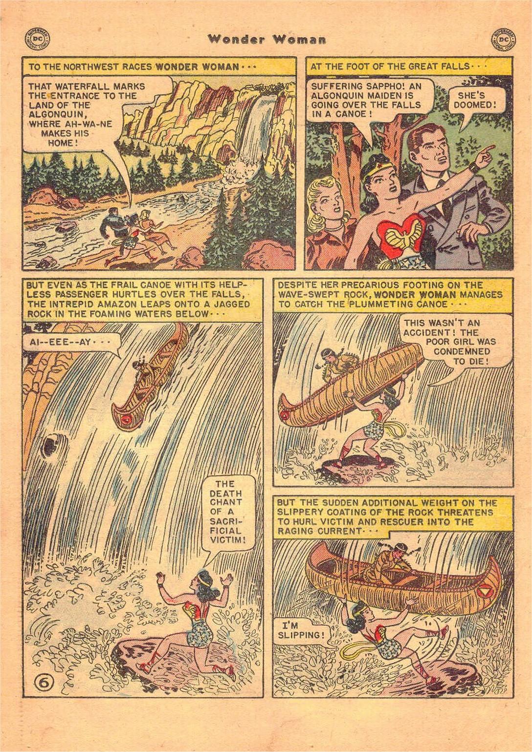 Read online Wonder Woman (1942) comic -  Issue #47 - 23
