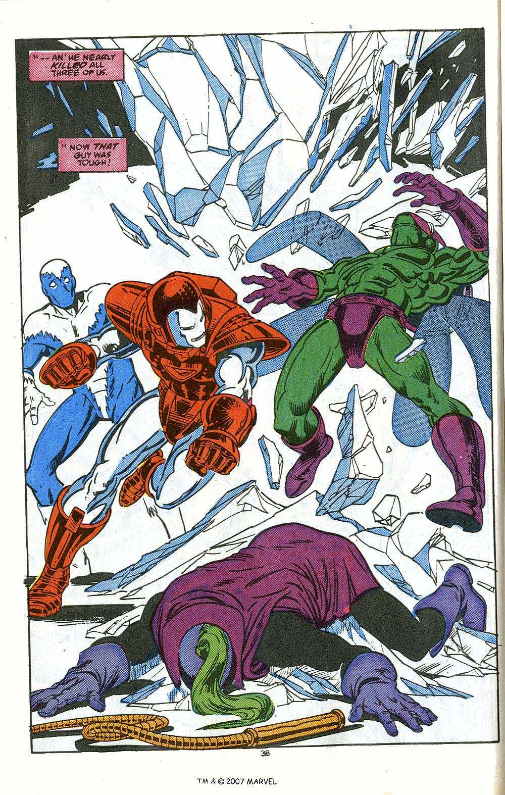 Iron Man Annual issue 10 - Page 40