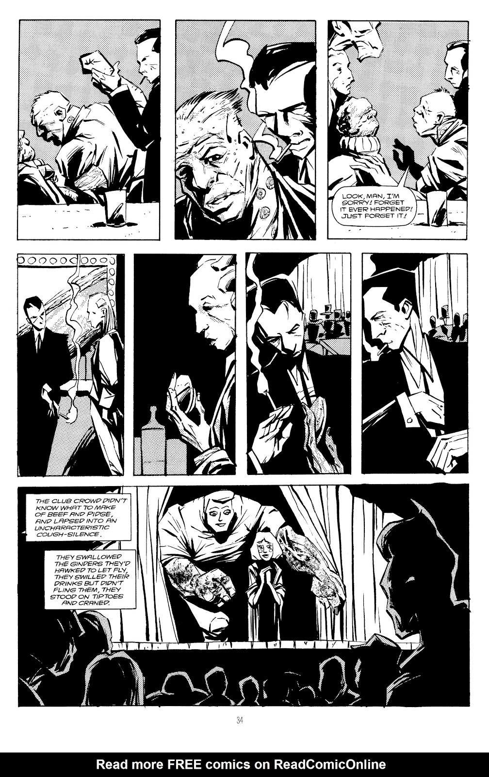 Read online Freaks' Amour comic -  Issue # TPB (Part 1) - 35