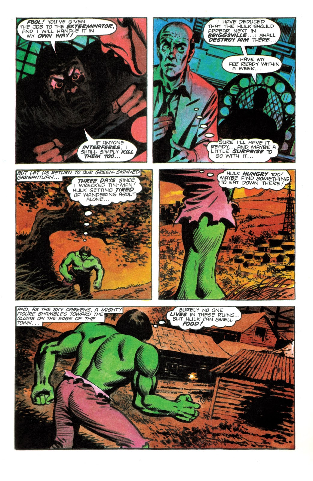 Read online Hulk: From The Marvel UK Vaults comic -  Issue # TPB (Part 2) - 38