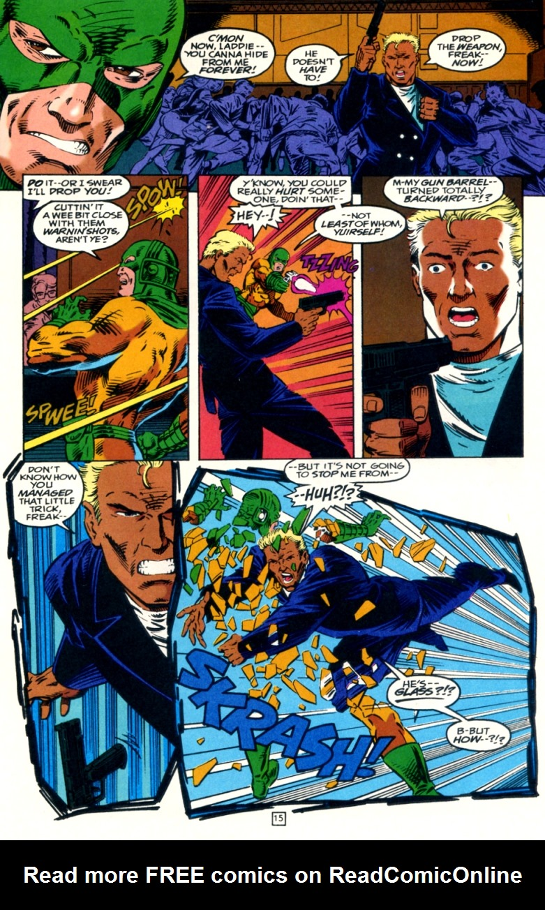Read online Gunfire comic -  Issue #6 - 19