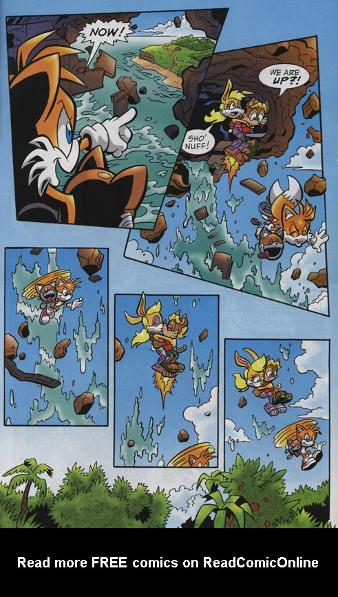 Read online Sonic Universe comic -  Issue #20 - 17