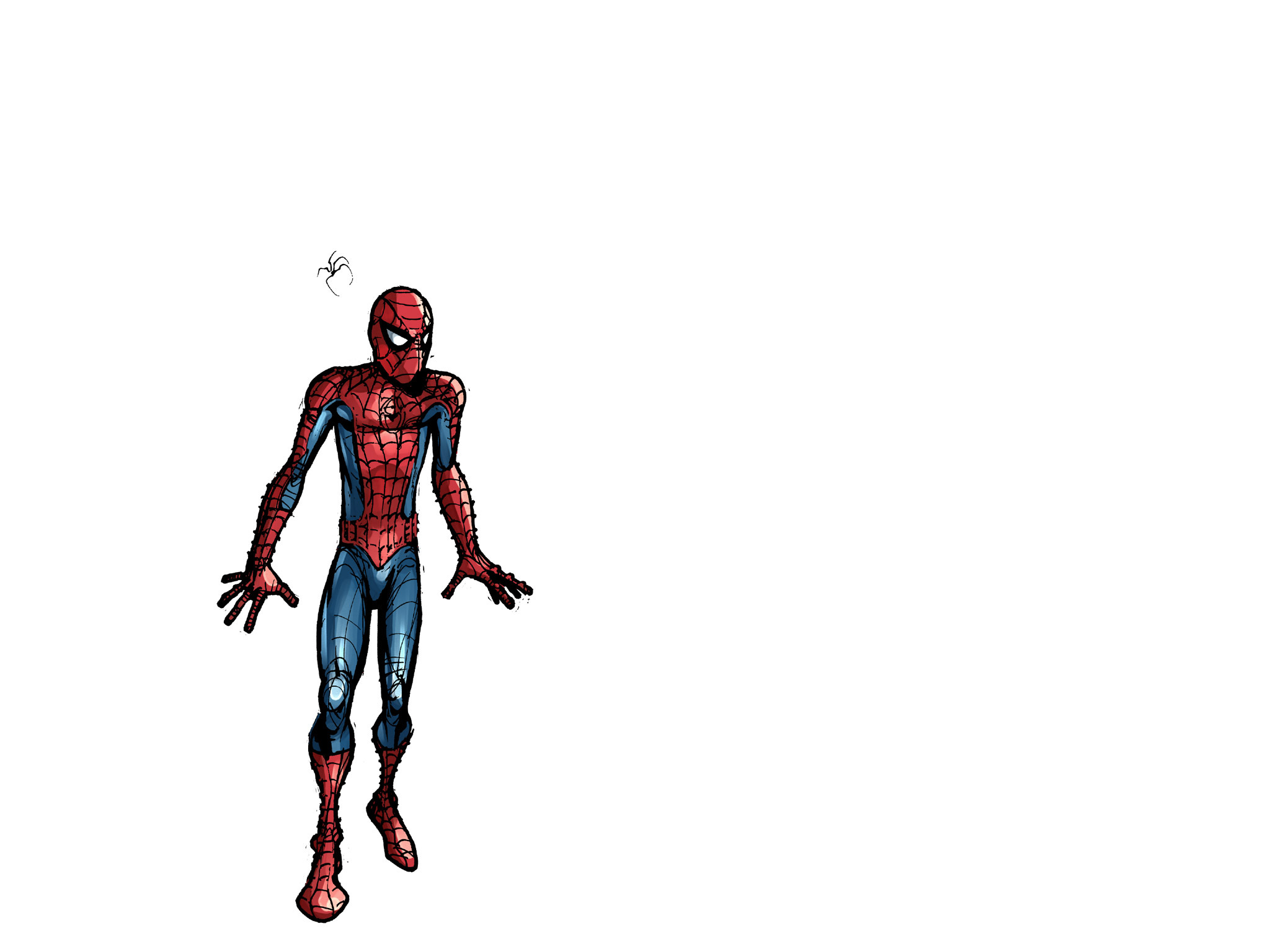 Read online Amazing Spider-Man: Who Am I? comic -  Issue # Full (Part 2) - 172