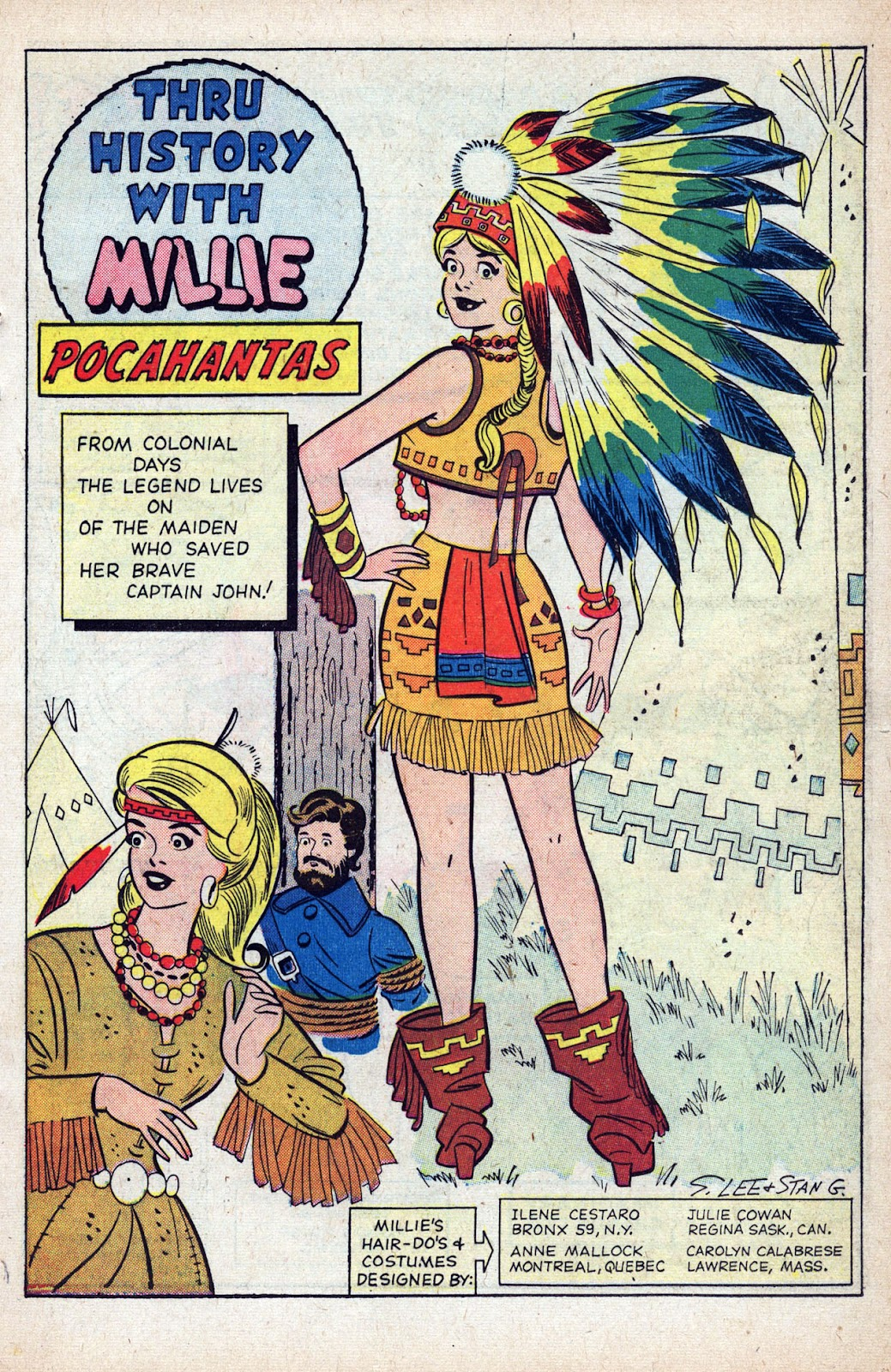 Read online Millie the Model comic -  Issue # Annual 1 - 29