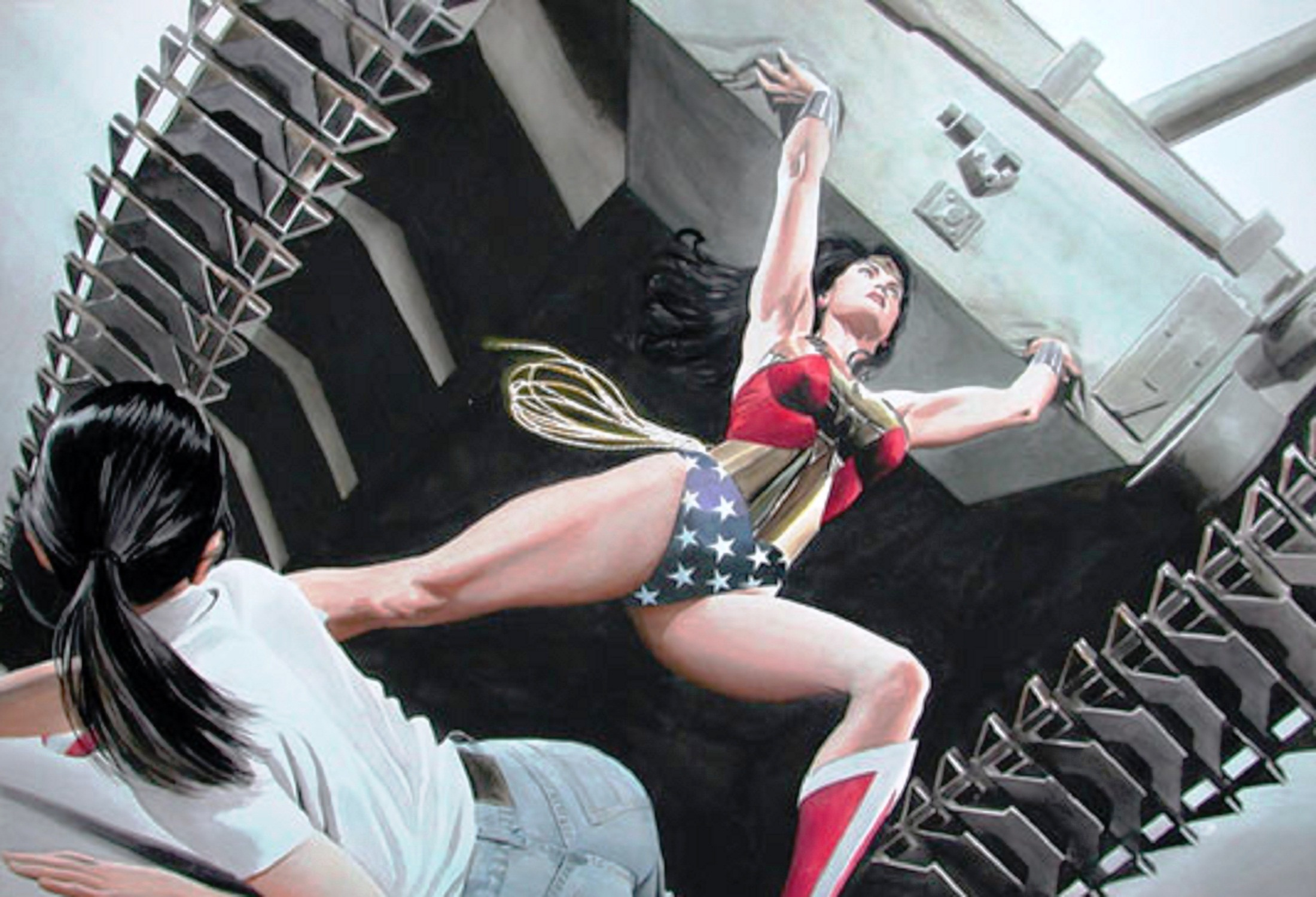 Read online Wonder Woman: Spirit of Truth comic -  Issue # Full - 30