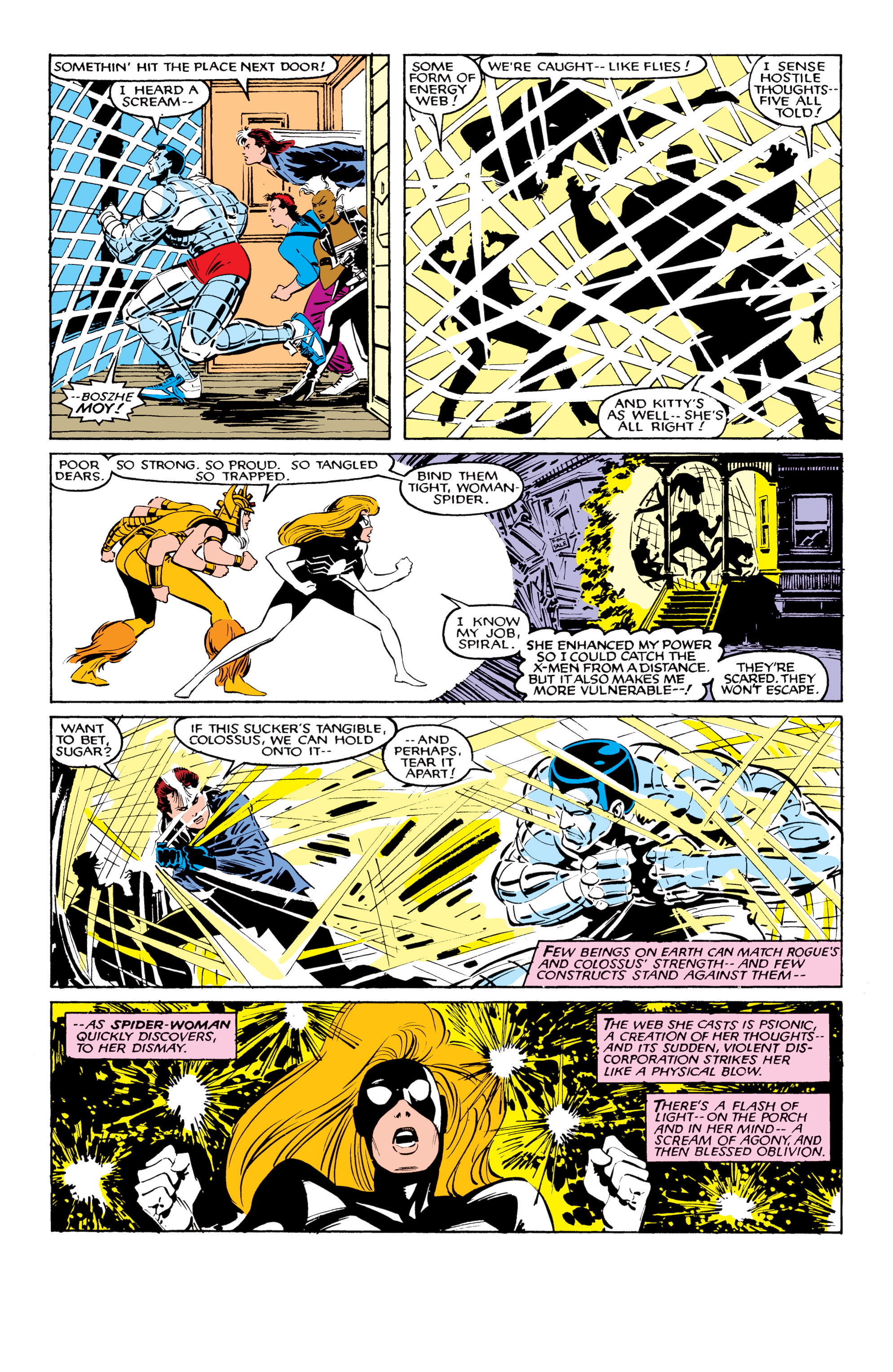 Read online Uncanny X-Men (1963) comic -  Issue #206 - 11