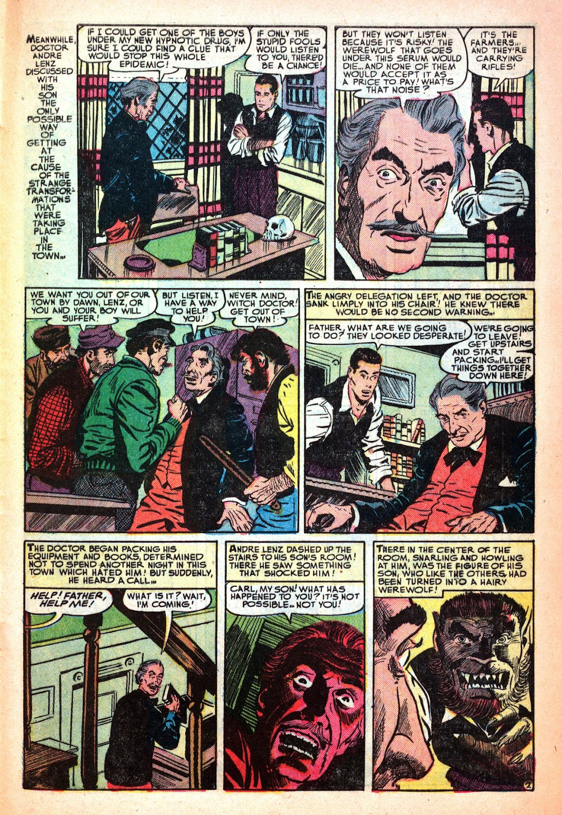 Mystic (1951) issue 32 - Page 29