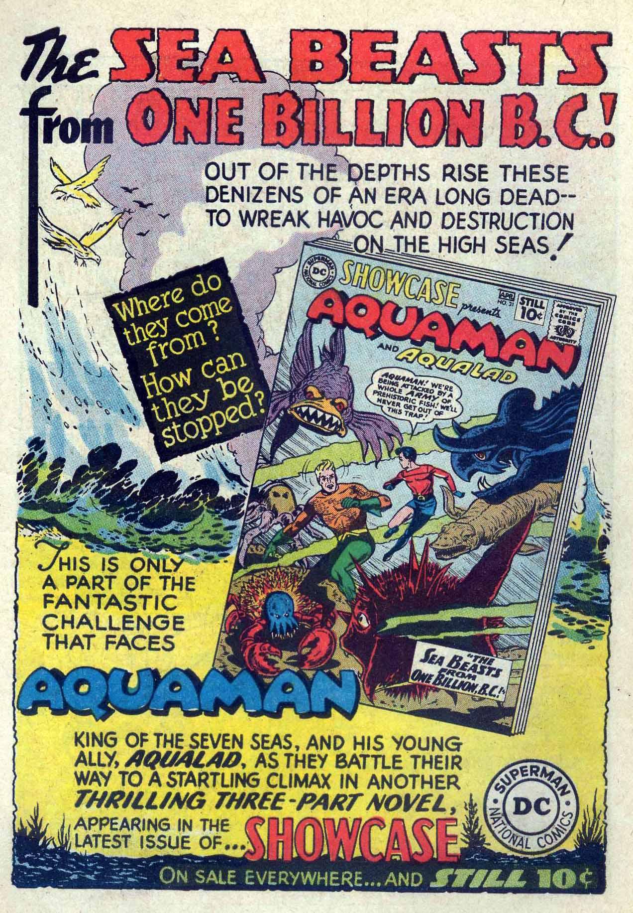 Read online Wonder Woman (1942) comic -  Issue #121 - 11