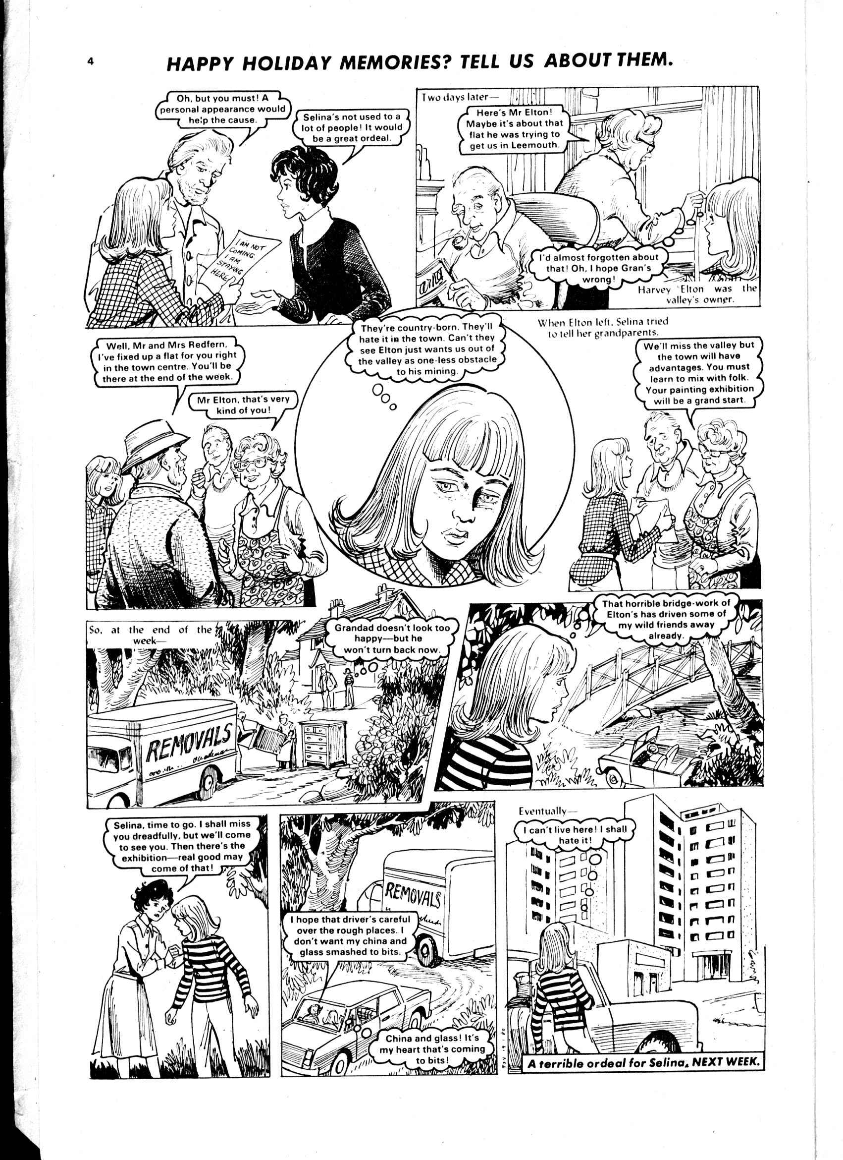 Read online Judy comic -  Issue #1045 - 4