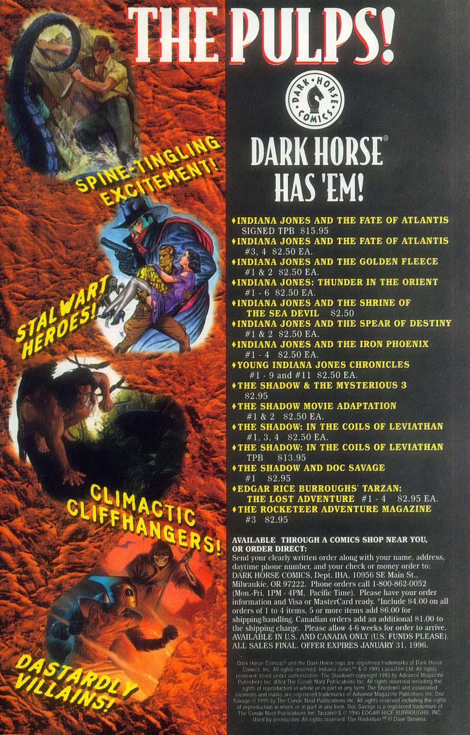 Godzilla (1995) Issue #7 #8 - English 34