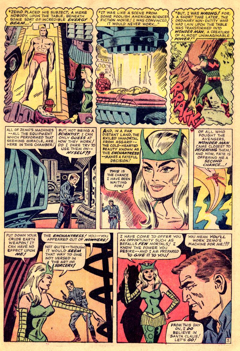 The Avengers (1963) 21 Page 8