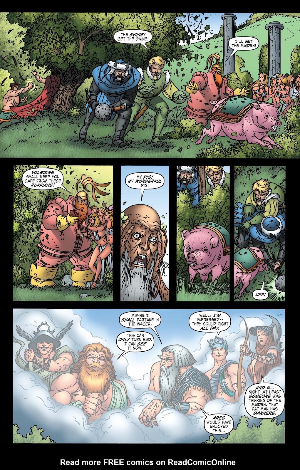 Read online Thor: Ragnaroks comic -  Issue # TPB (Part 1) - 59