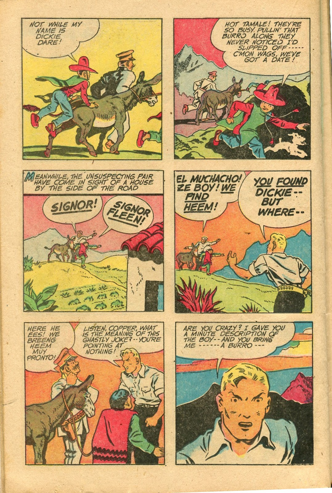 Read online Famous Funnies comic -  Issue #147 - 32
