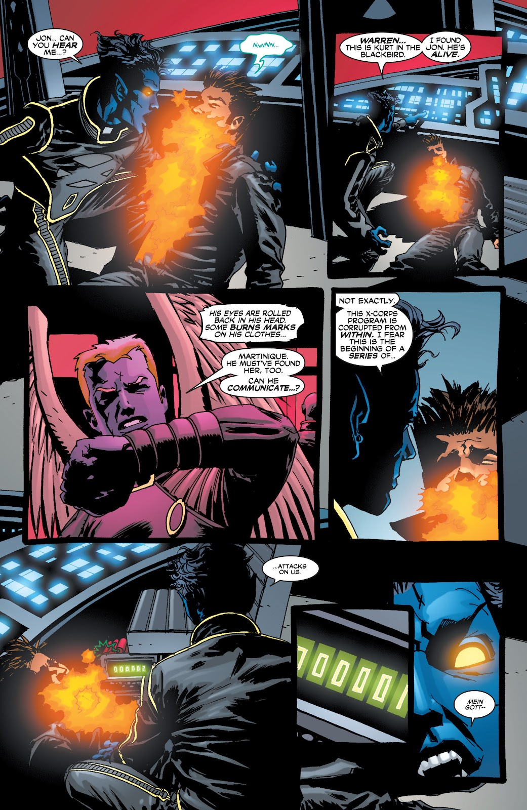 Uncanny X-Men (1963) issue 405 - Page 15