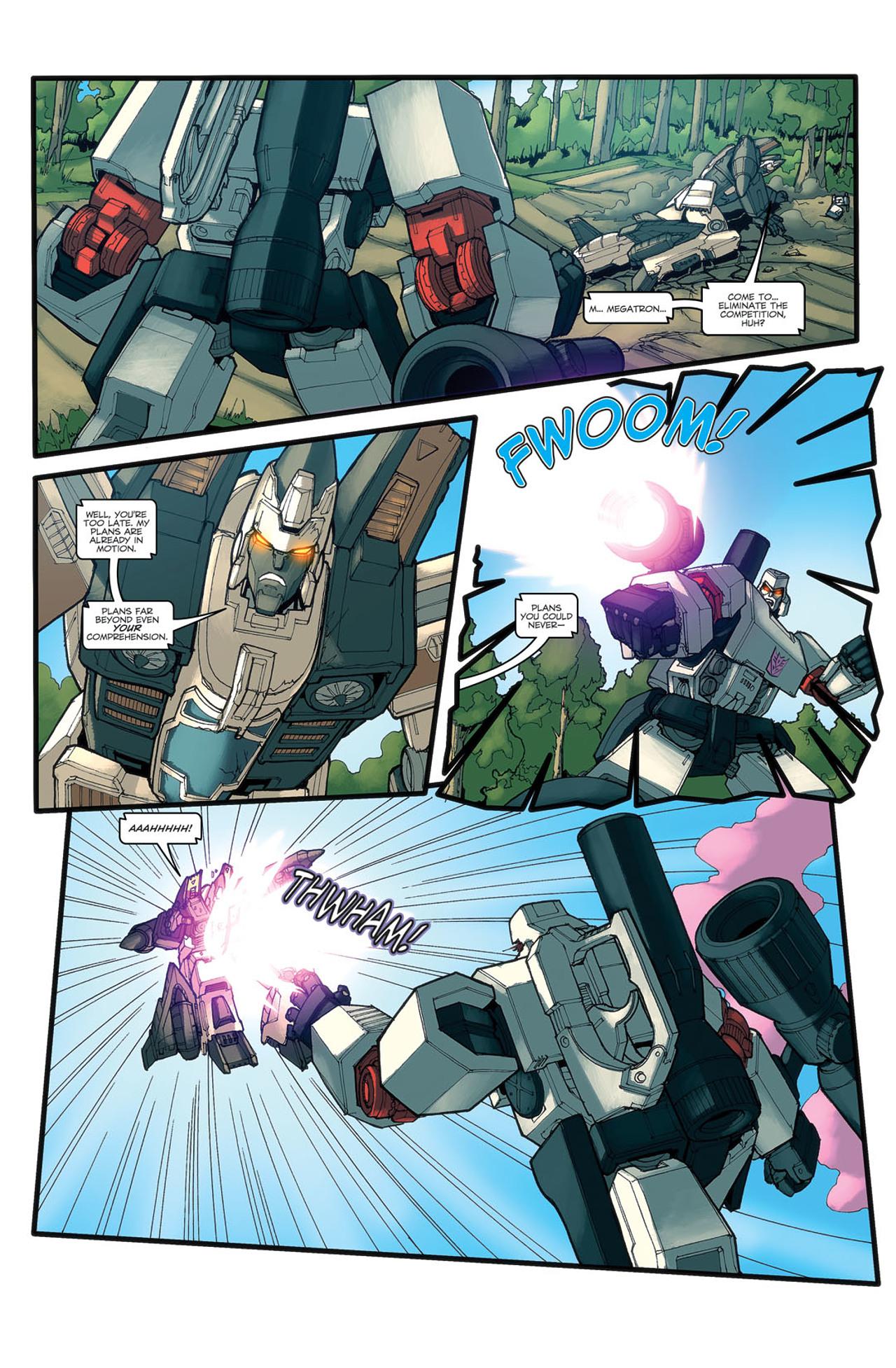 Read online Transformers Spotlight: Ramjet comic -  Issue # Full - 21