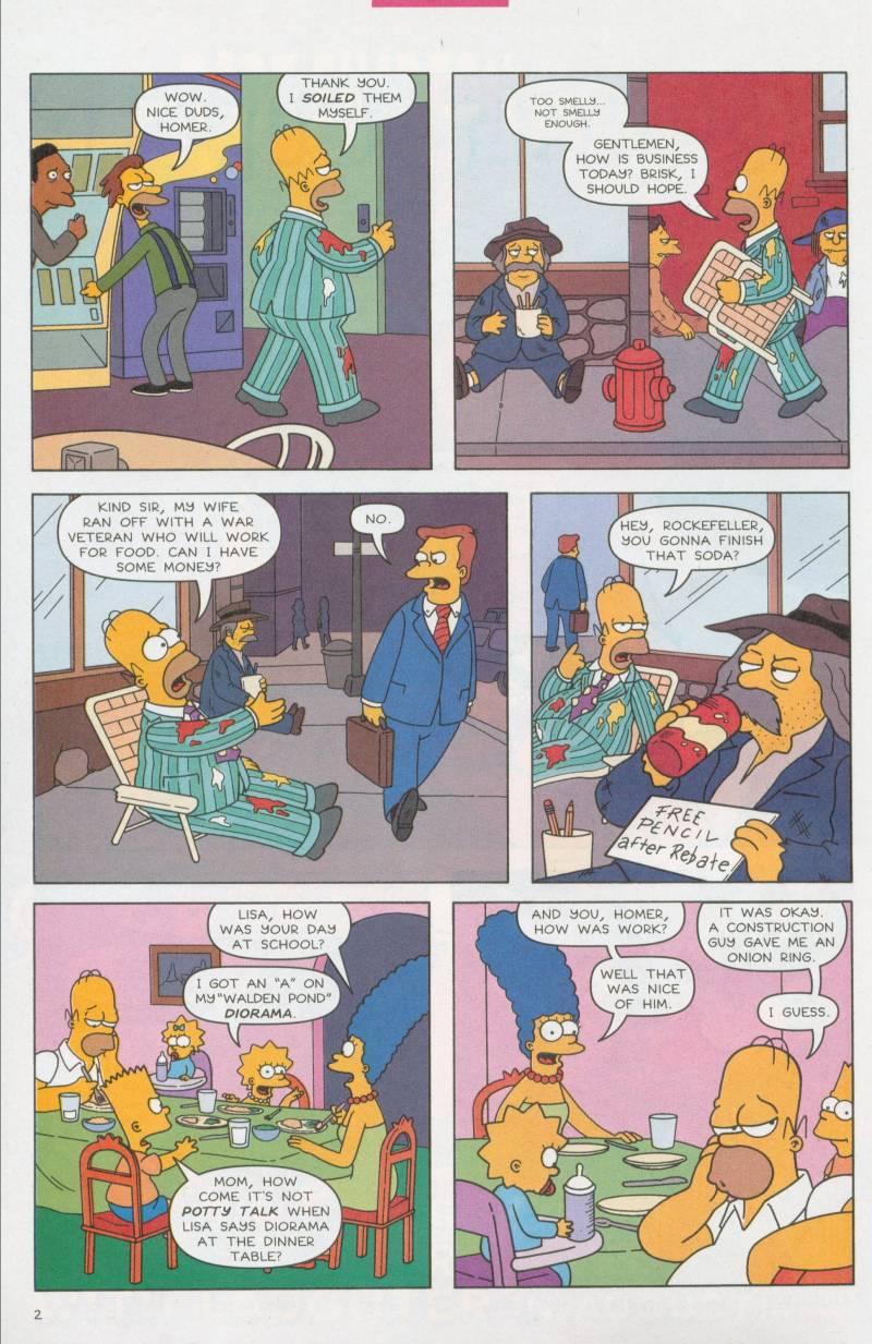 Read online Simpsons Comics comic -  Issue #61 - 31
