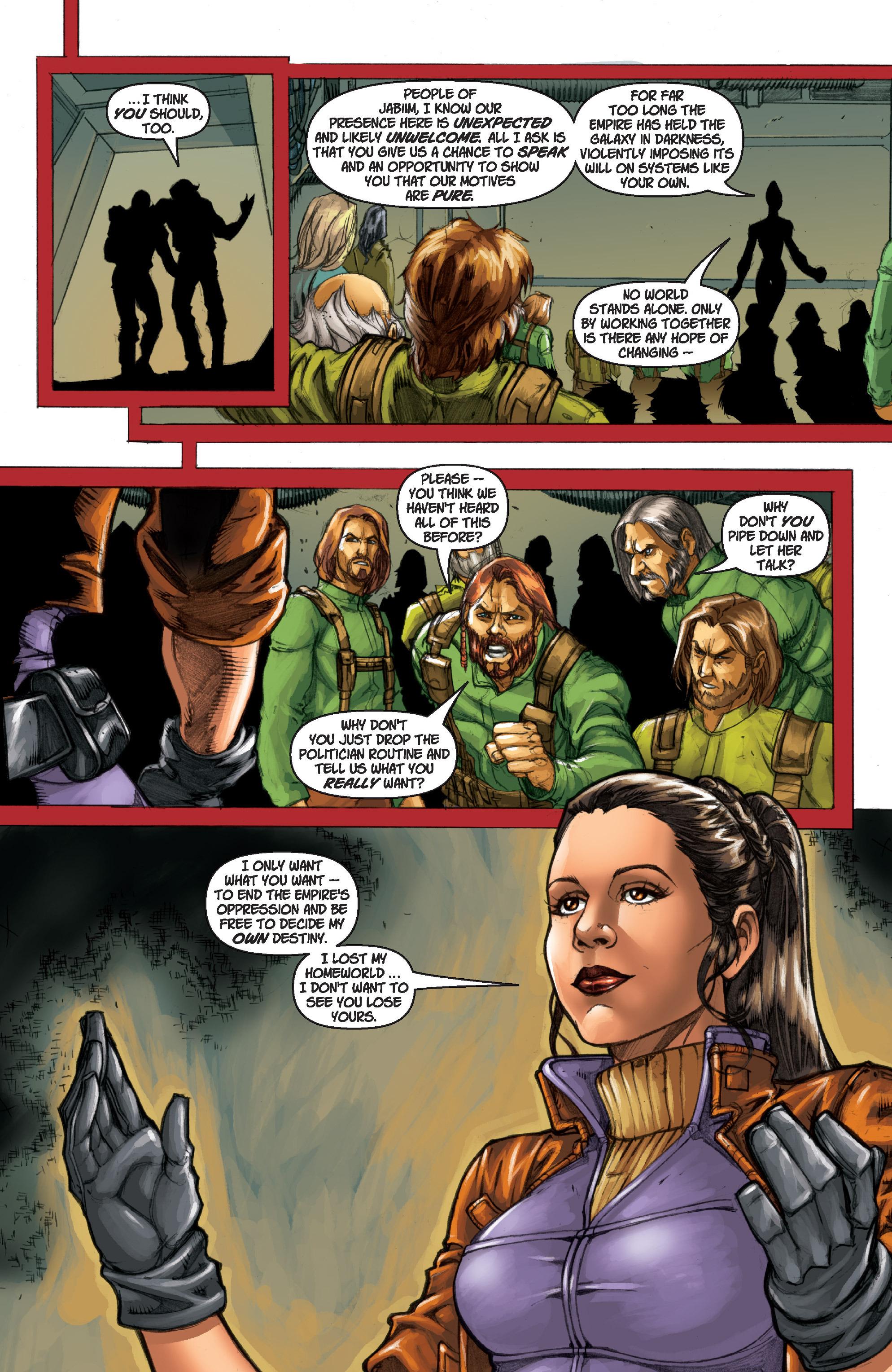 Read online Star Wars Omnibus comic -  Issue # Vol. 20 - 89