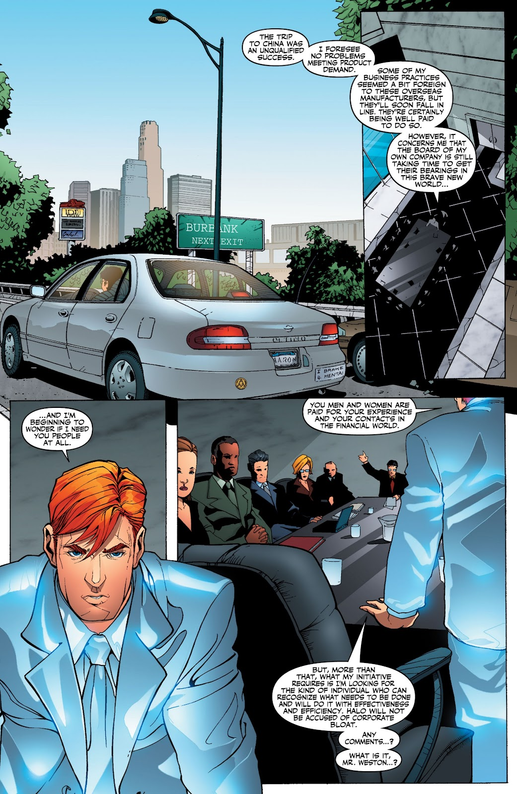 Wildcats Version 3.0 Issue #2 #2 - English 11