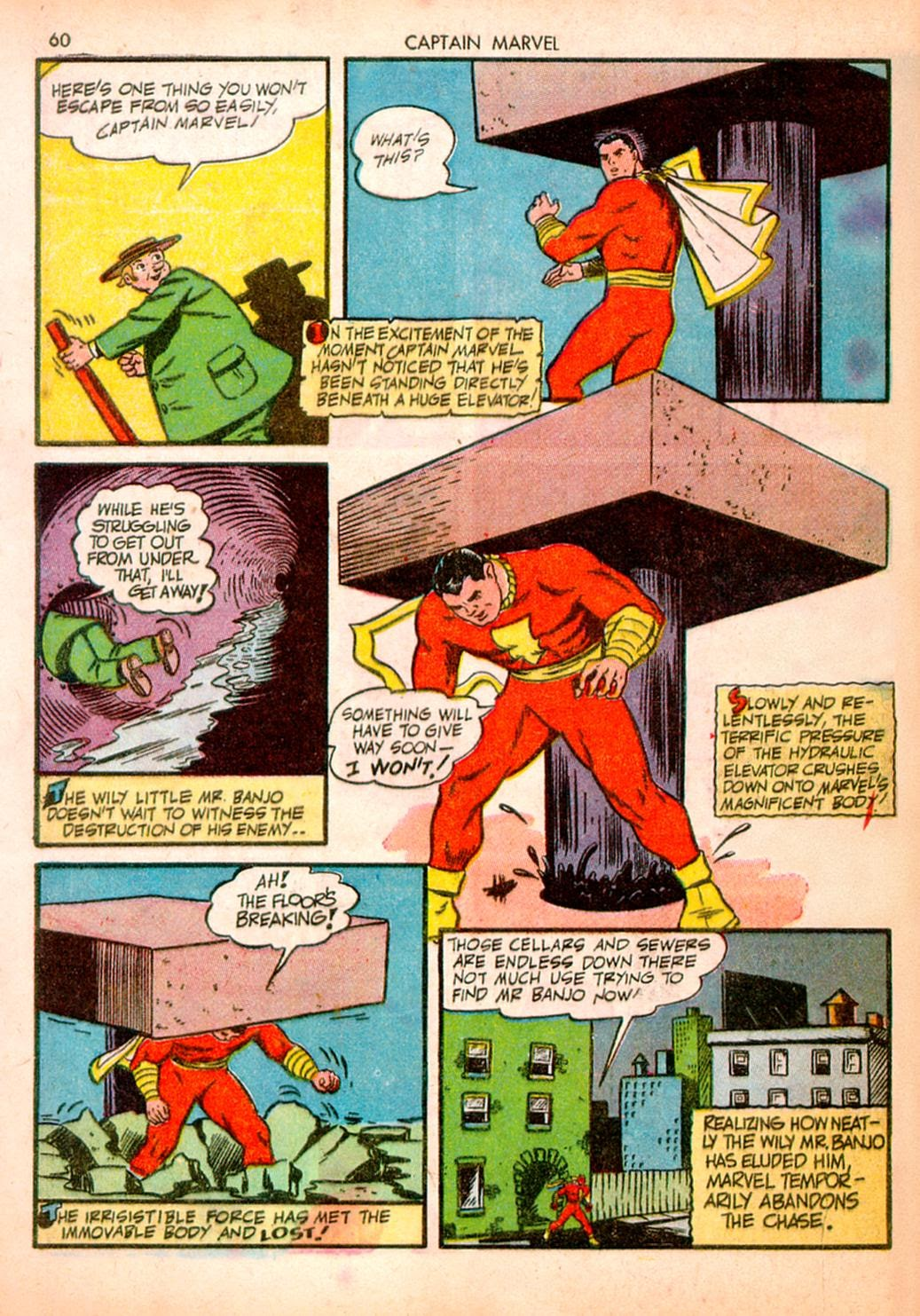 Captain Marvel Adventures issue 10 - Page 60