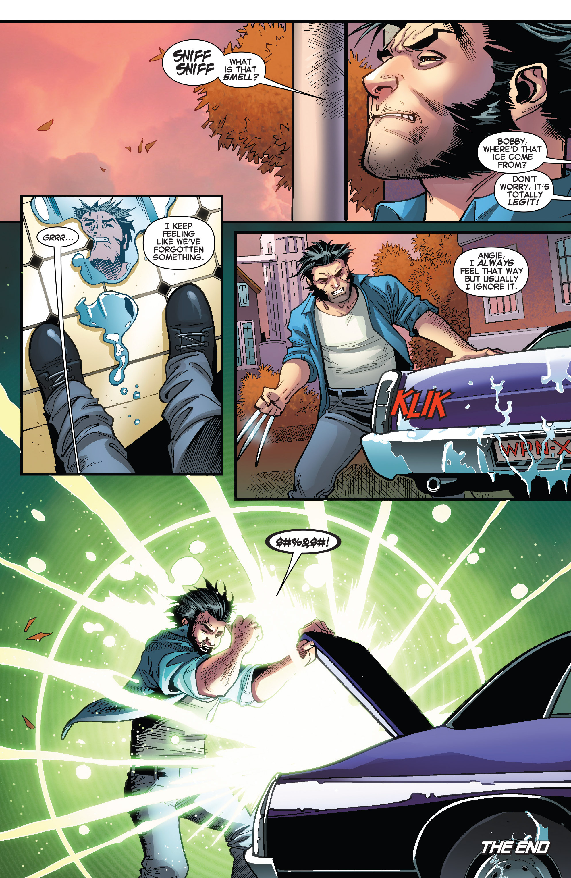 Read online Amazing X-Men (2014) comic -  Issue #7 - 22
