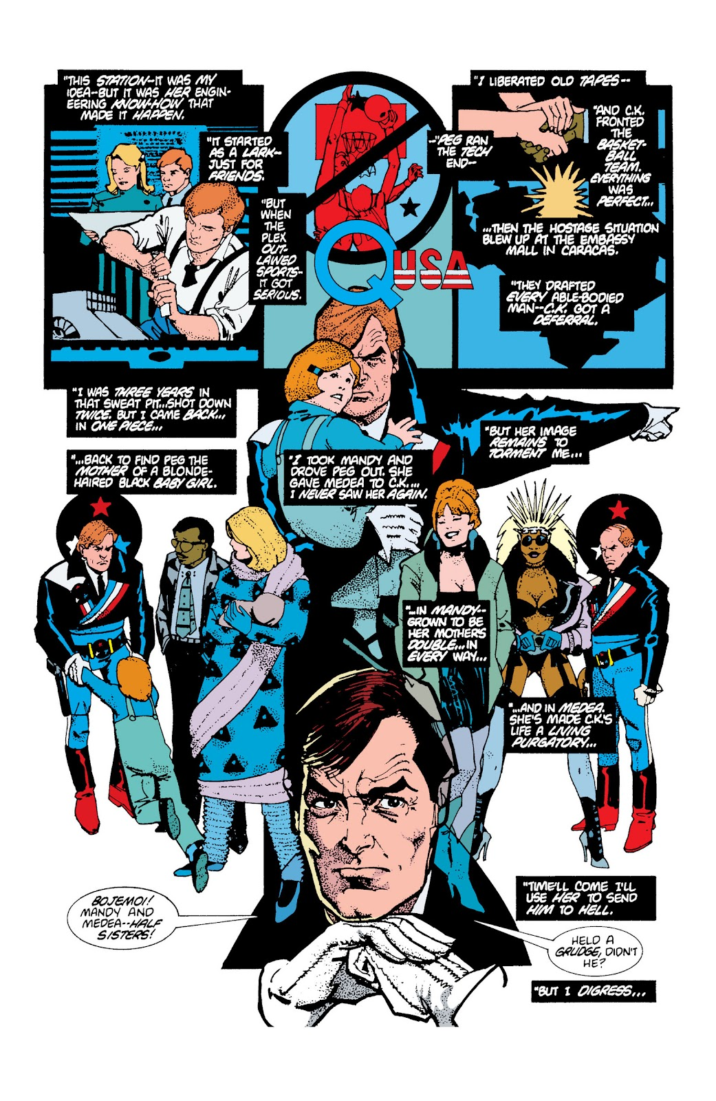 American Flagg! issue Definitive Collection (Part 2) - Page 2