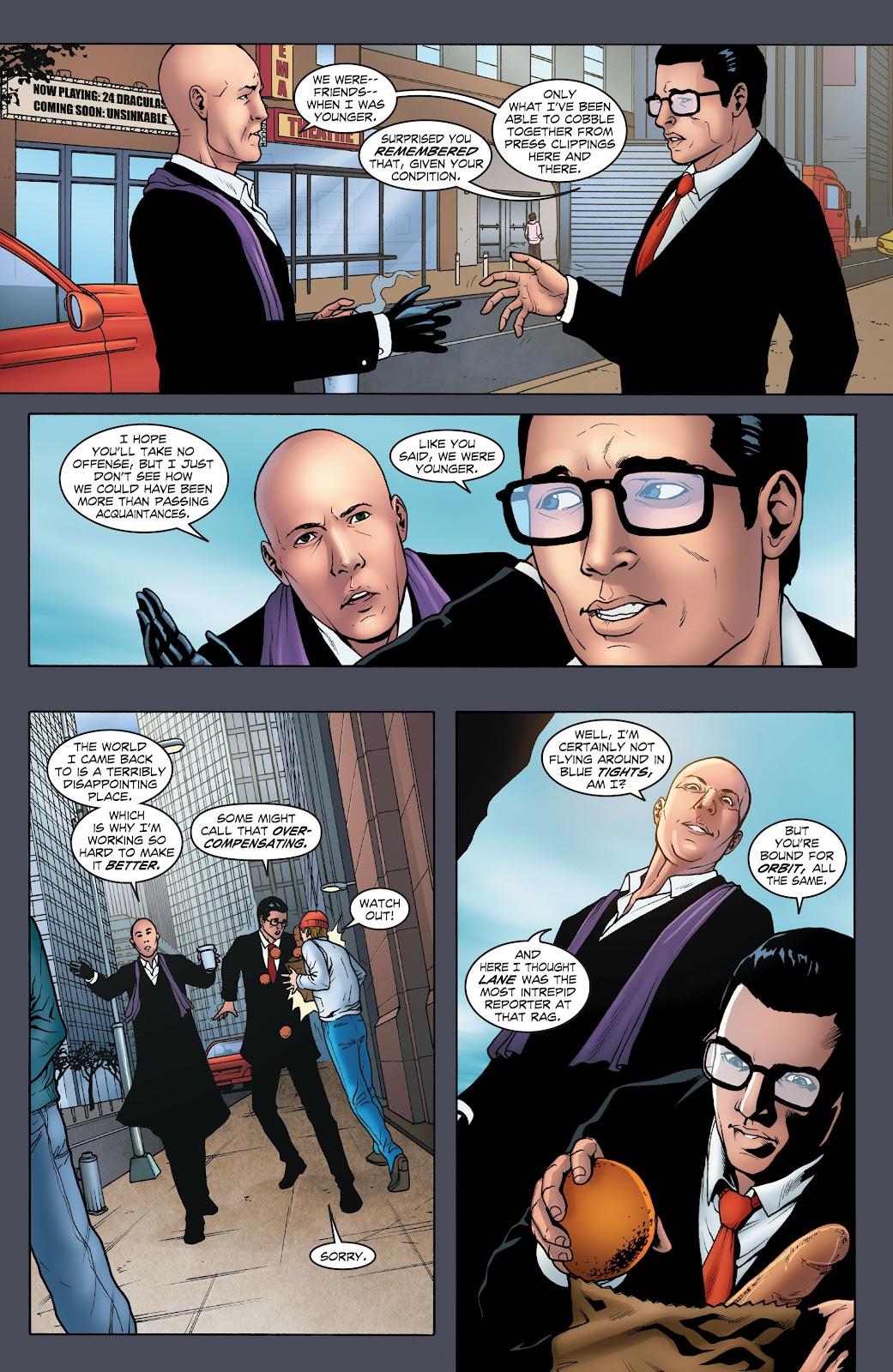 Read online Smallville Season 11 [II] comic -  Issue # TPB 1 - 24
