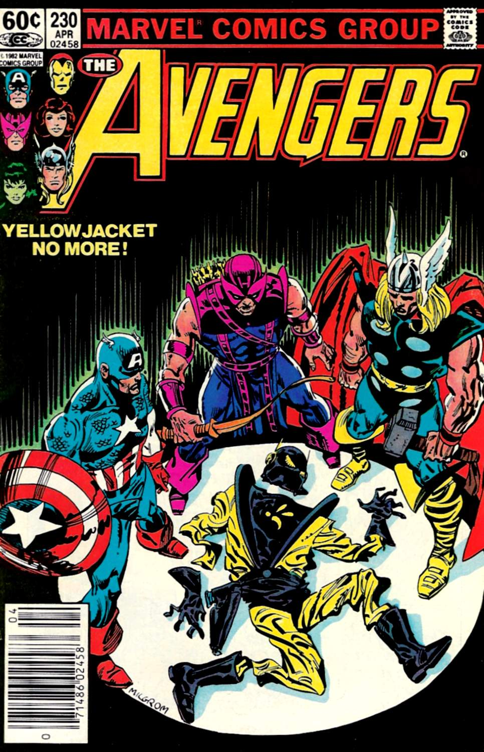 The Avengers (1963) 230 Page 1