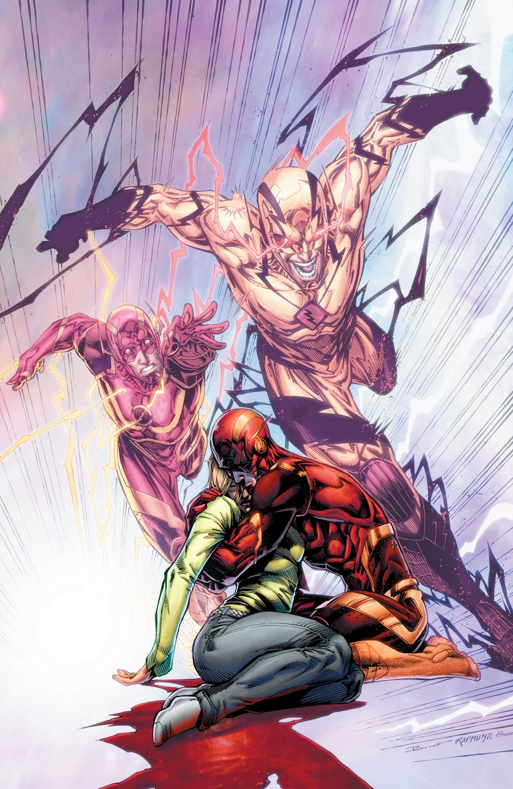 Read online The Flash (2011) comic -  Issue # _TPB 8 (Part 2) - 84