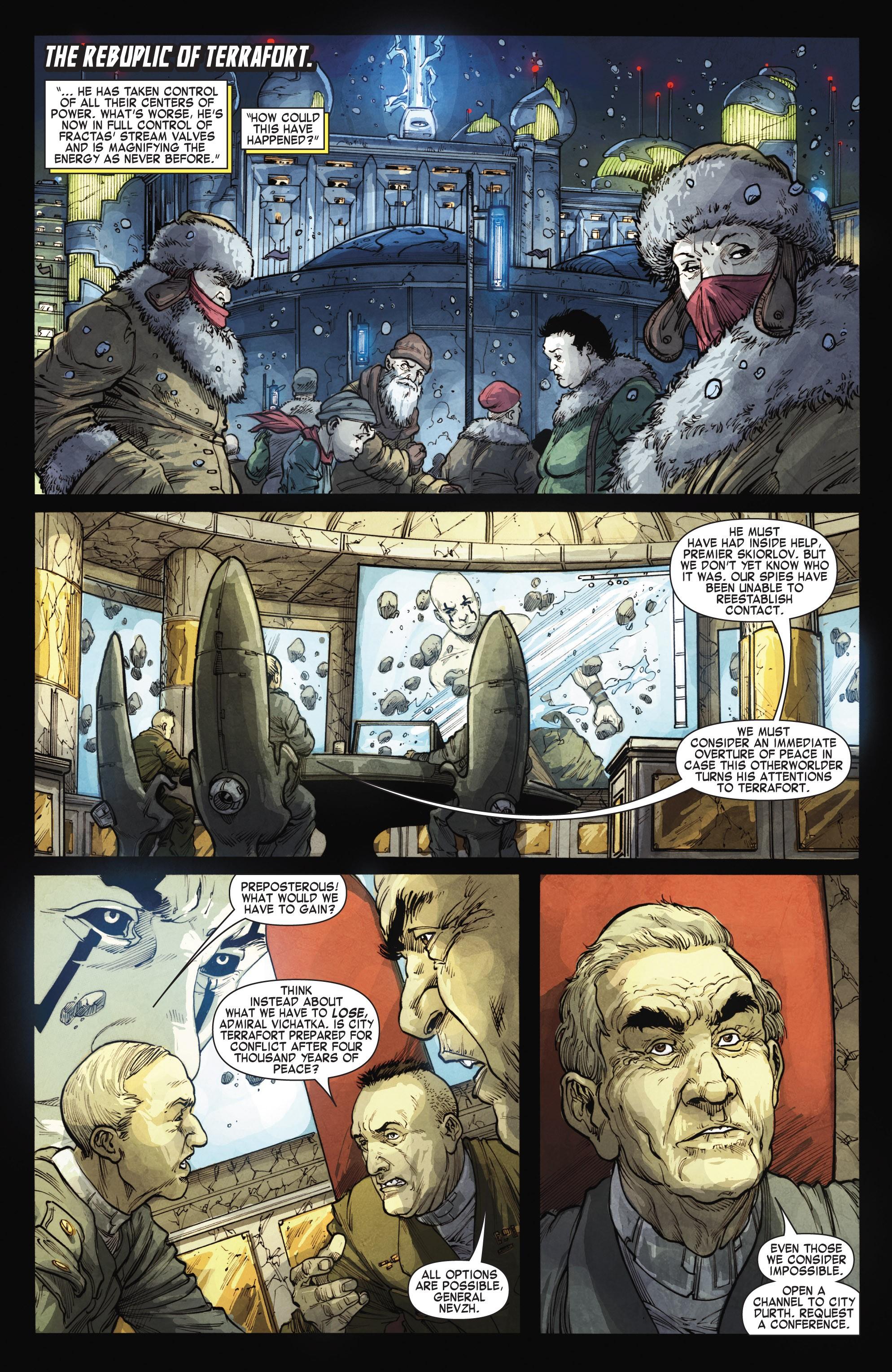 Read online Skaar: Son of Hulk comic -  Issue #15 - 10