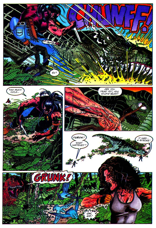 Read online Turok, Dinosaur Hunter (1993) comic -  Issue #28 - 18