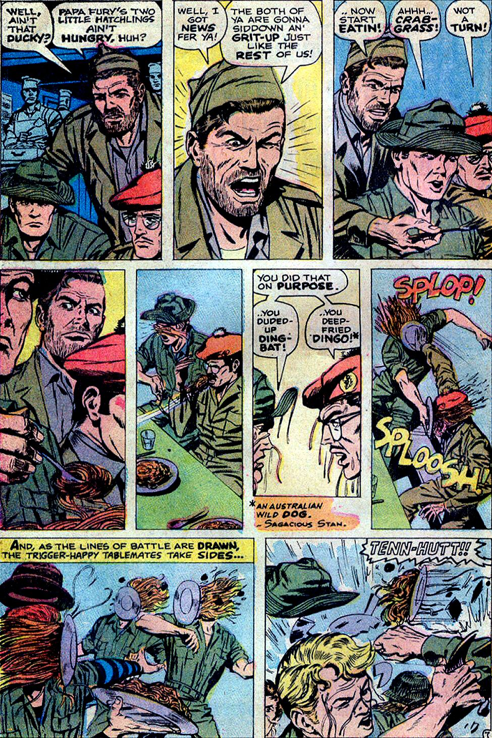 Read online Sgt. Fury comic -  Issue #88 - 12