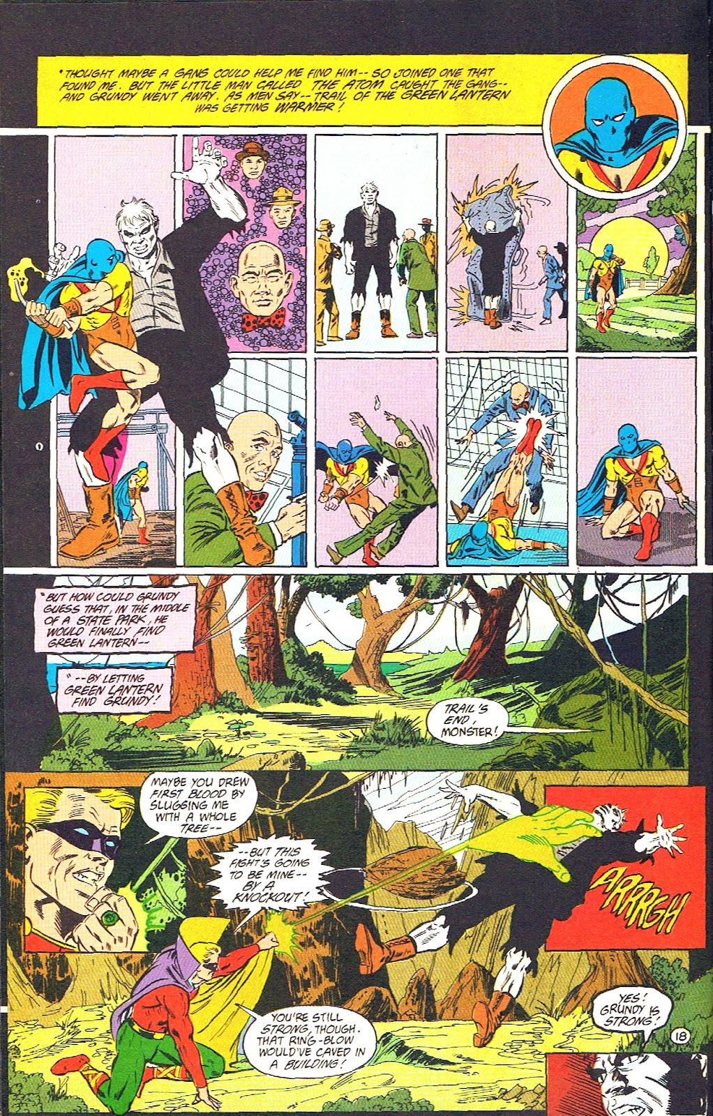 Infinity Inc. (1984) issue 39 - Page 20