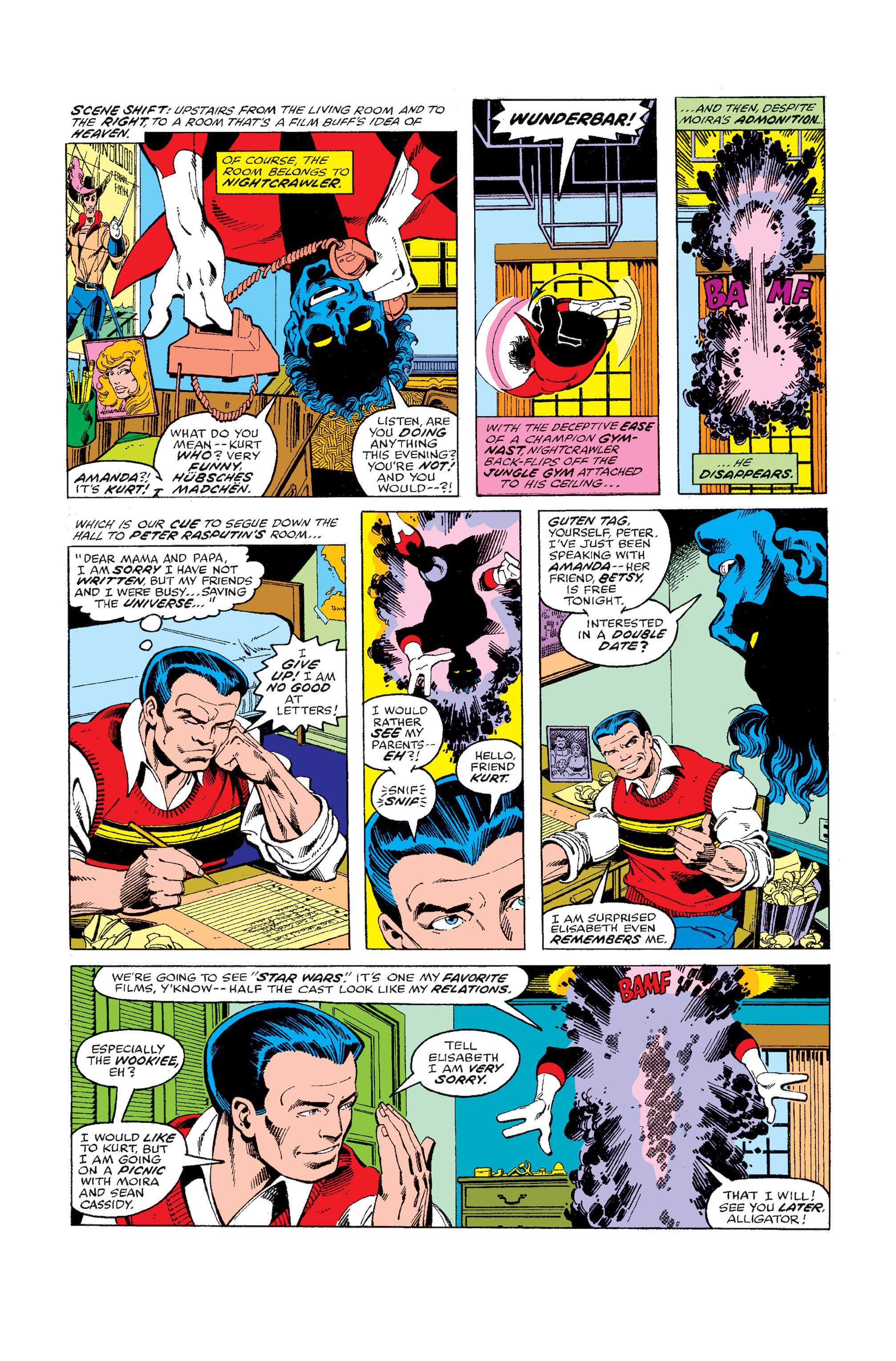 Read online Uncanny X-Men (1963) comic -  Issue #109 - 7