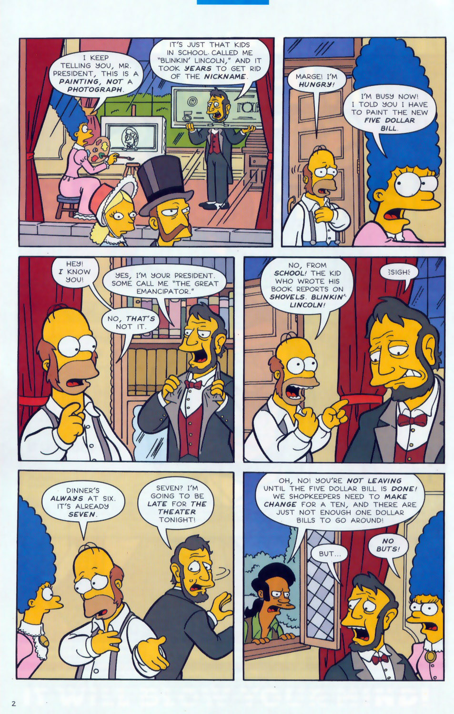 Read online Simpsons Comics comic -  Issue #78 - 3