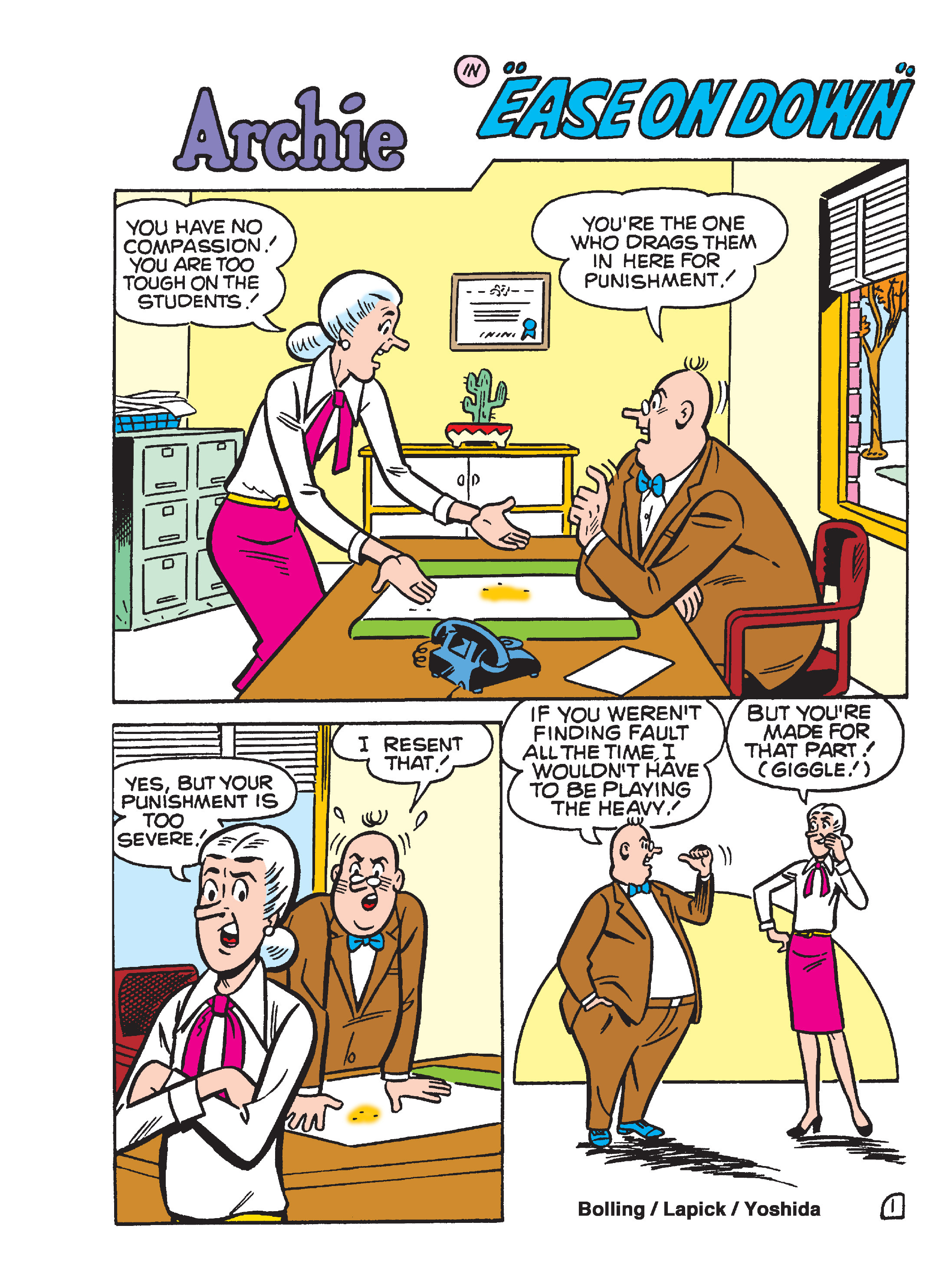 Read online Archie's Funhouse Double Digest comic -  Issue #23 - 131