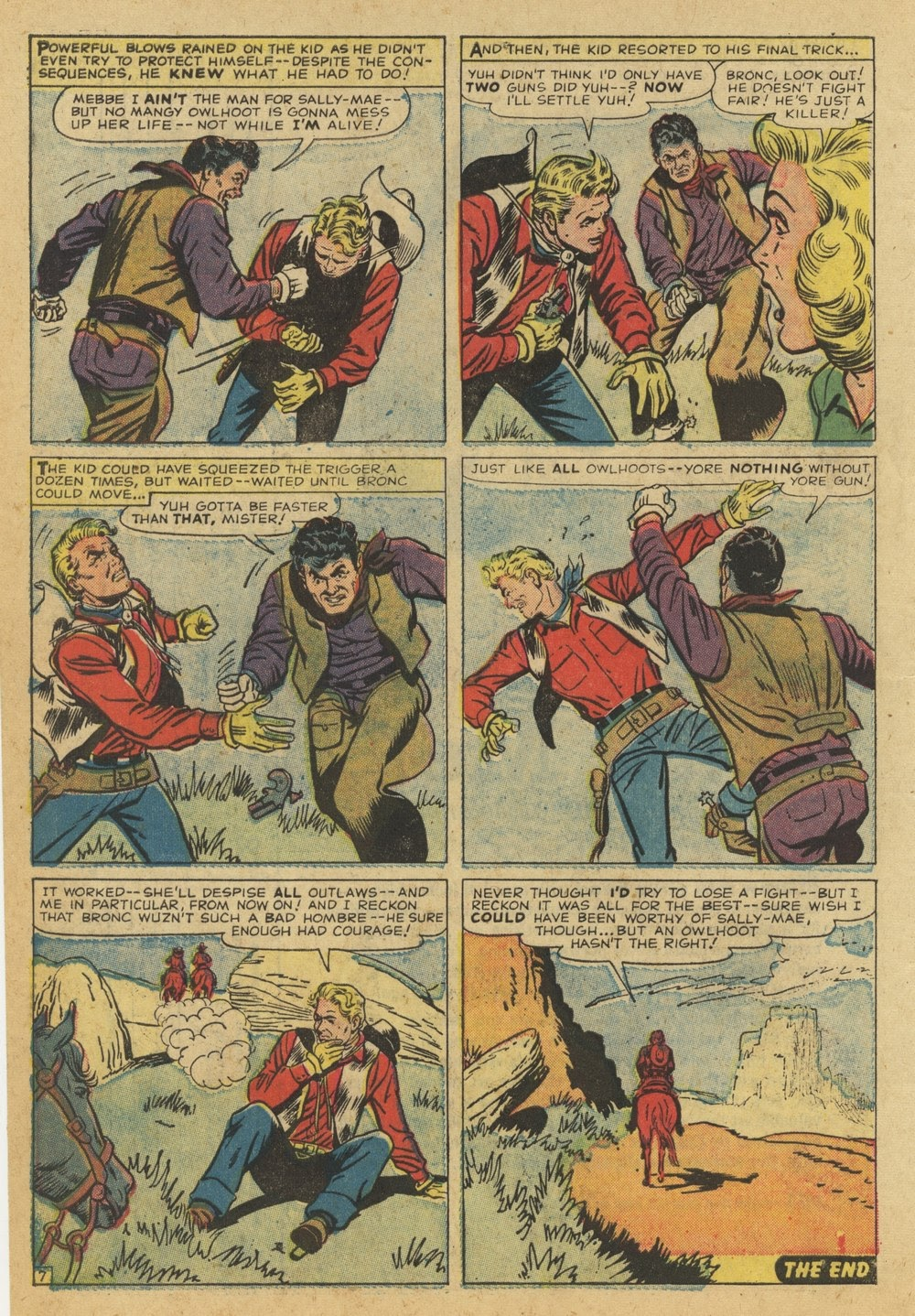 Kid Colt Outlaw issue 82 - Page 10