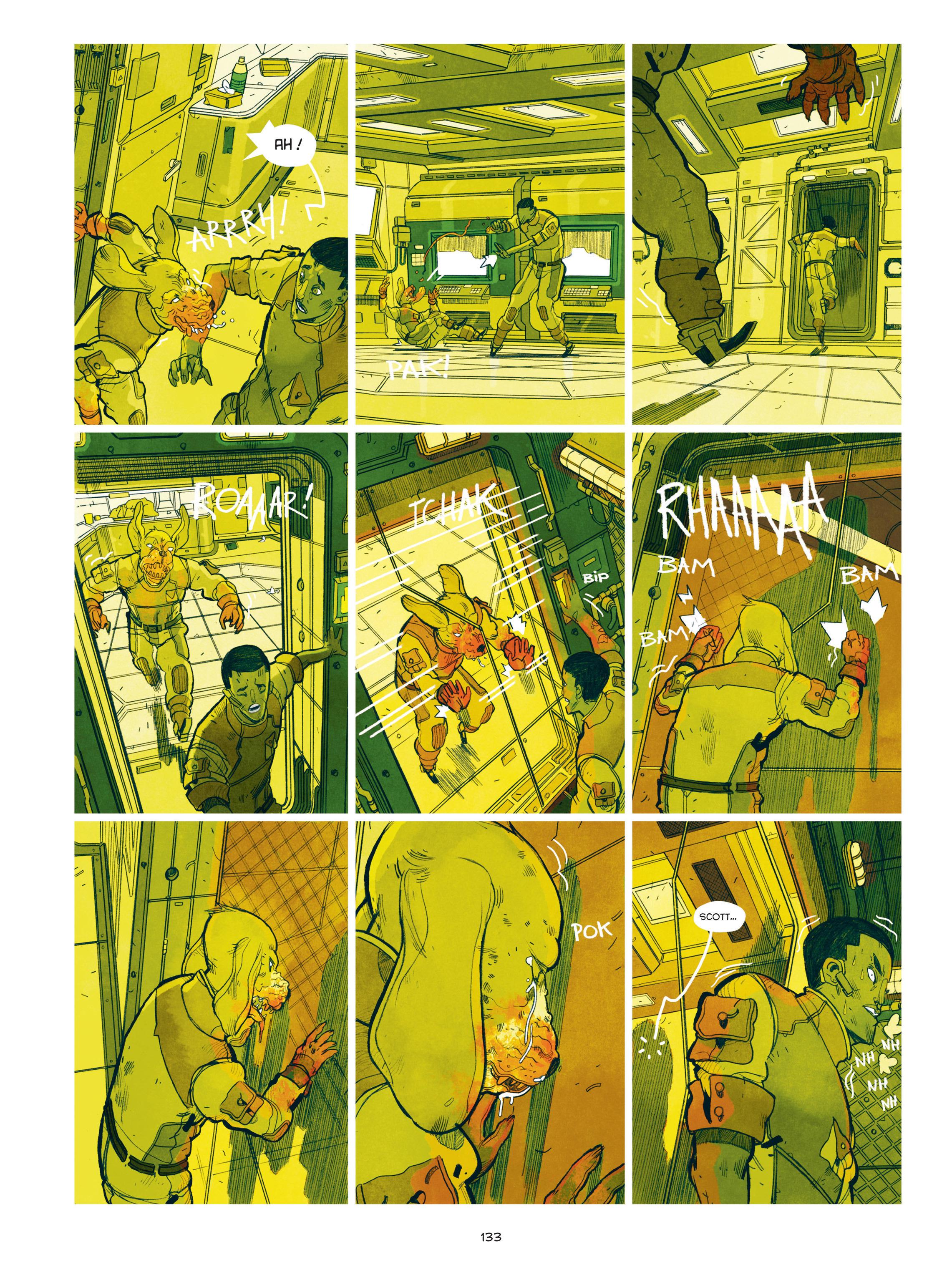 Read online Shangri-La comic -  Issue # Full - 134